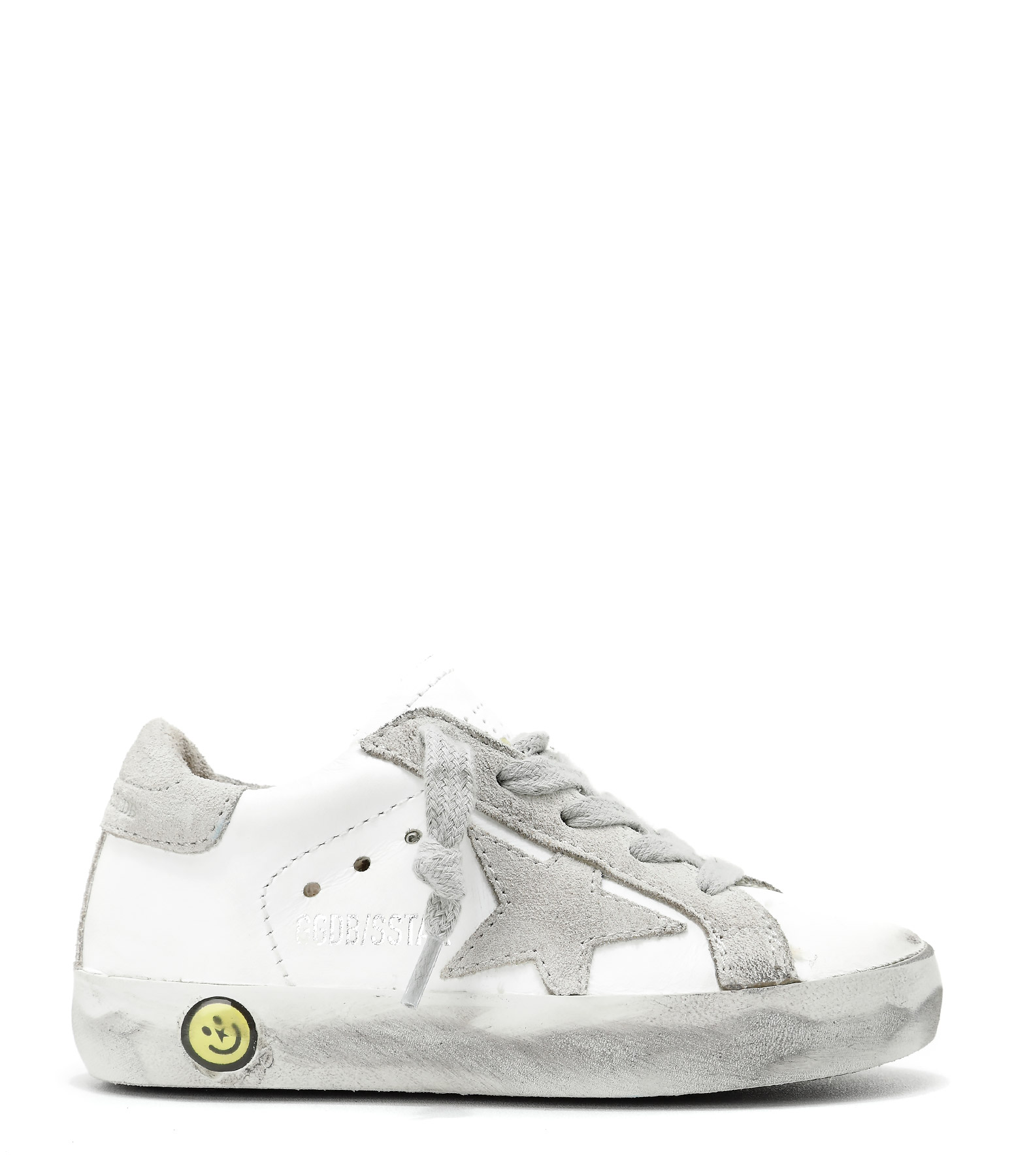 Sneakers Bébé Superstar White Leather