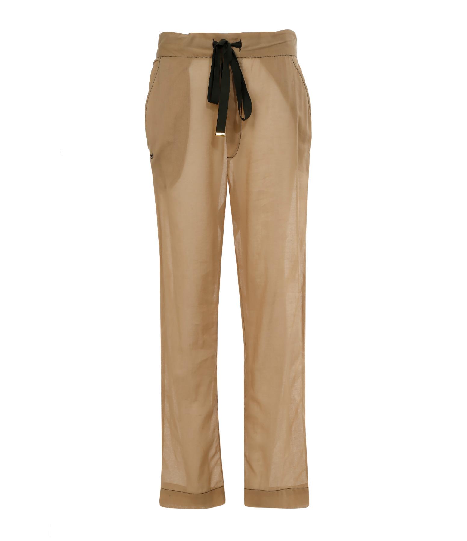Pantalon Chairman Coton Putty