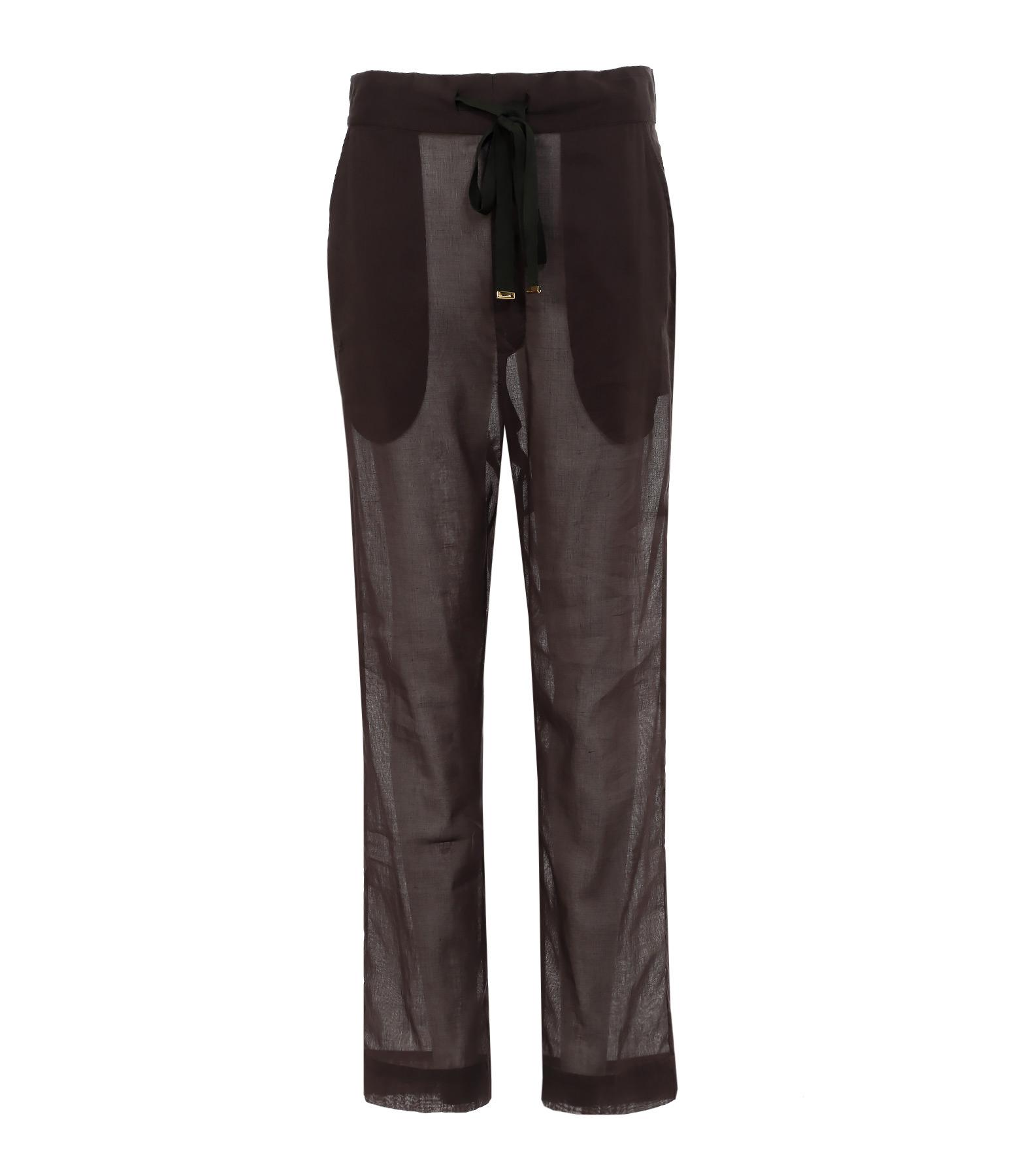 Pantalon Chairman Coton Charcoal