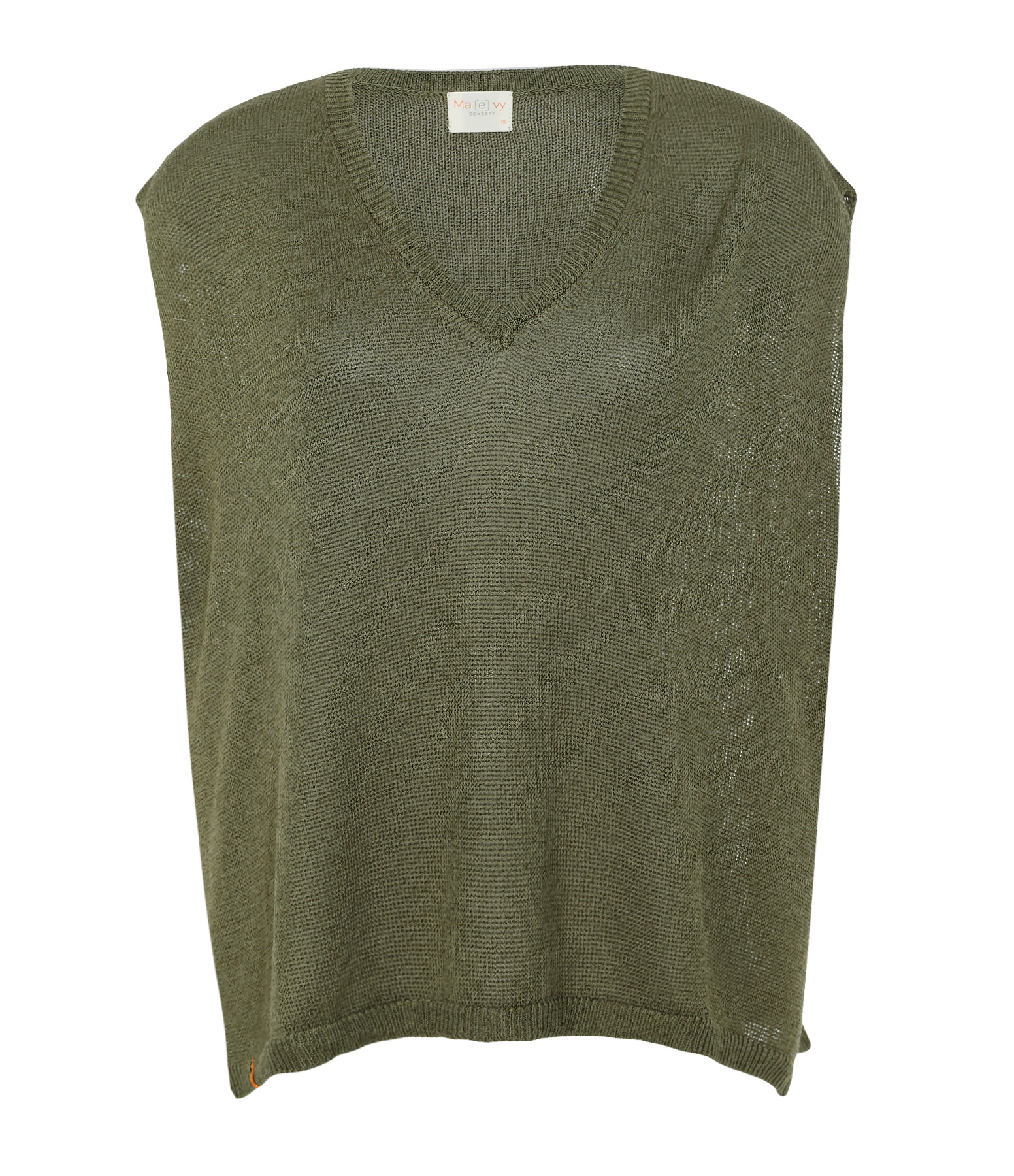 Pull Fanae V Sans Manches Army