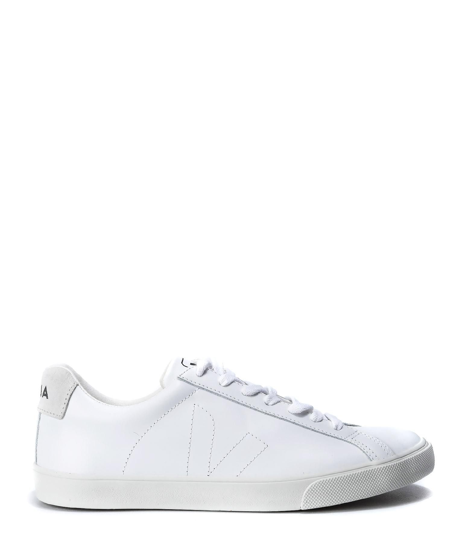 Baskets Esplar Cuir Extra White