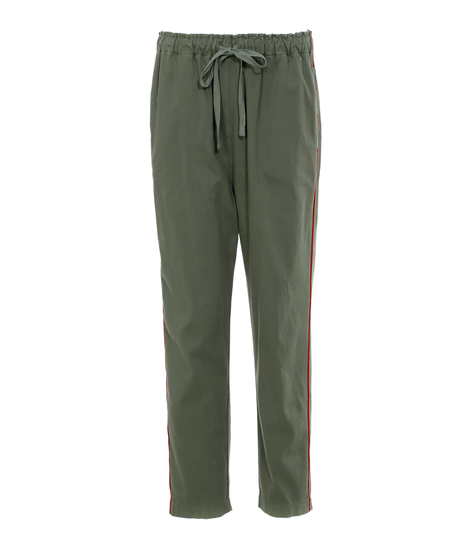 Pantalon Cotton Twill Xander Vintage Army
