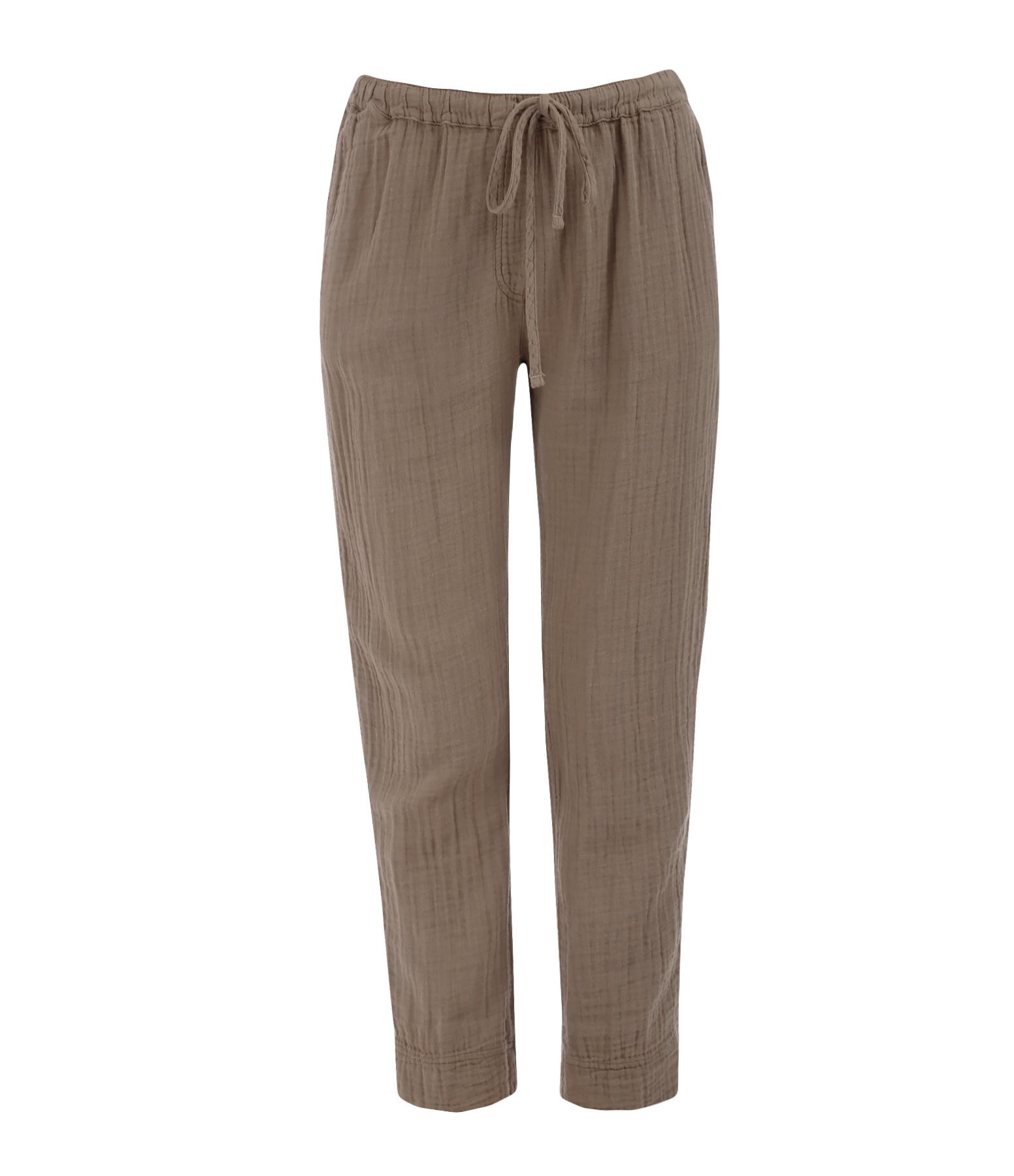 Pantalon Chelsea Gauze Jordyn Twig