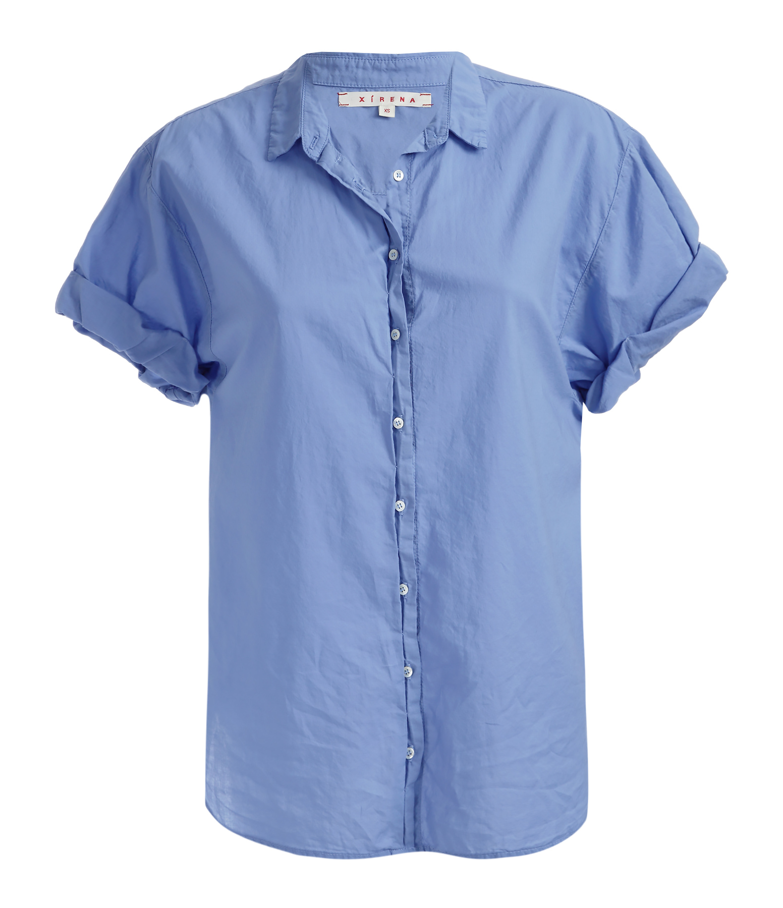 Chemise Cotton Poplin Channing Voyage Coton Bleu