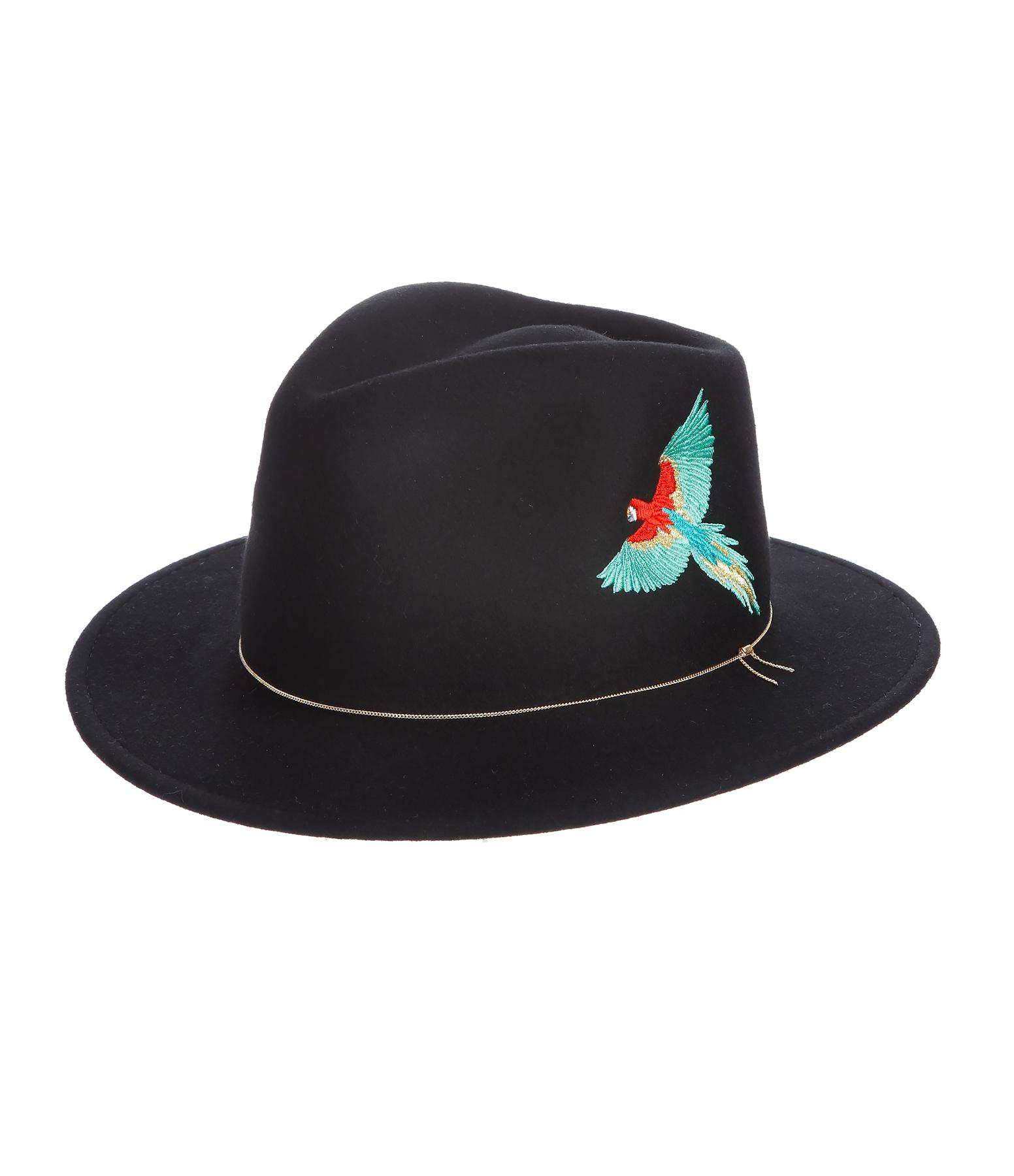 Chapeau The Dakota Laine Noir Spice
