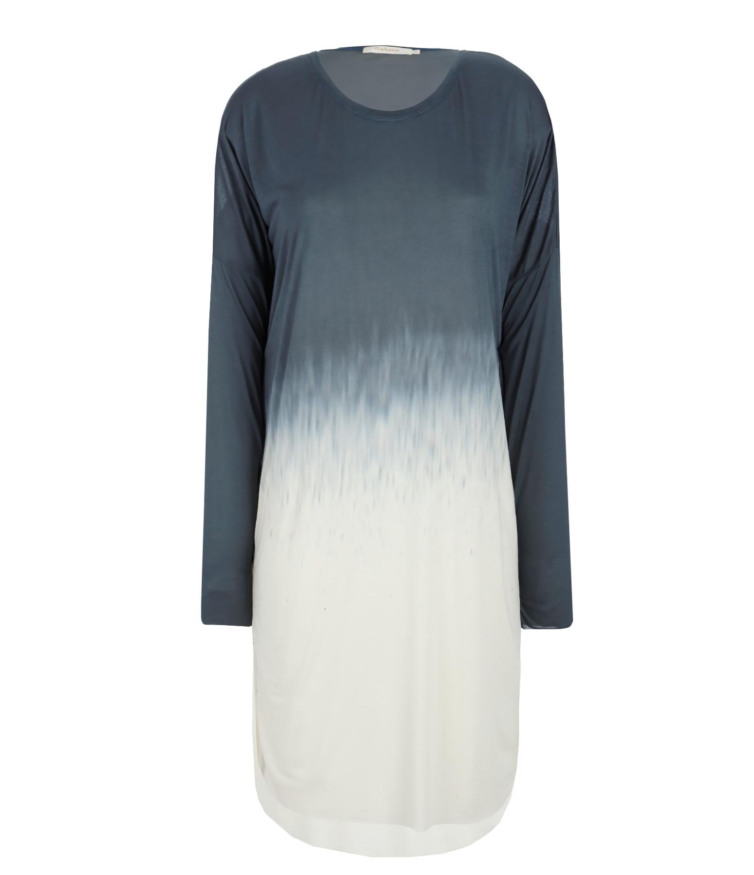 Robe Filippa Charcoal Ecru