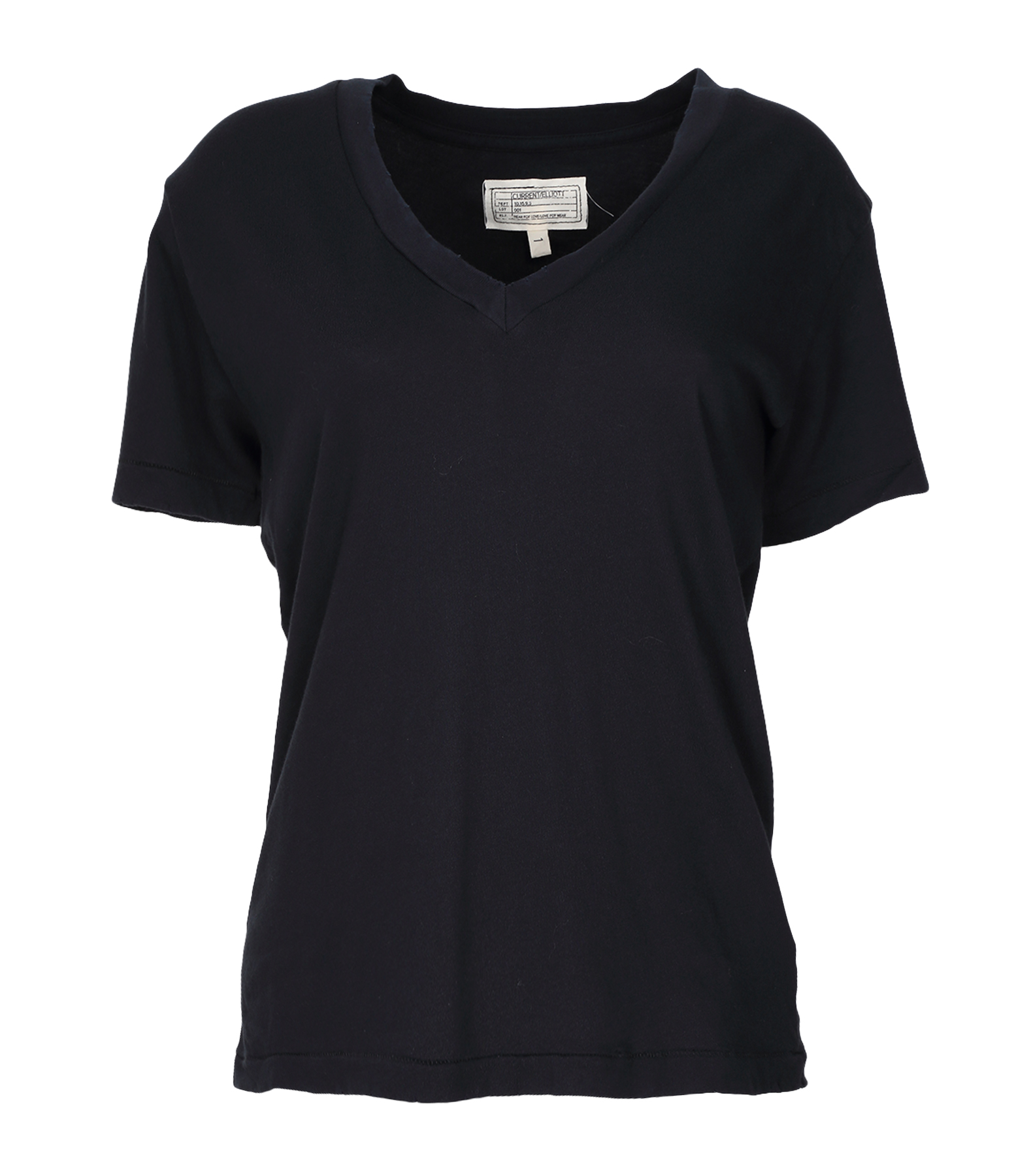 Tee-shirt The V Neck Black Beauty