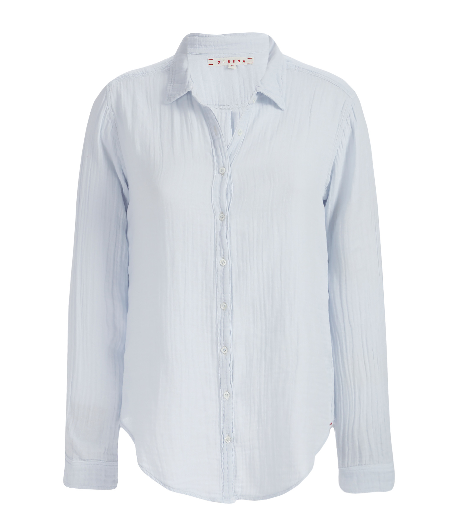 Chemise Chelsea Gauze Coton Scout Waterfall