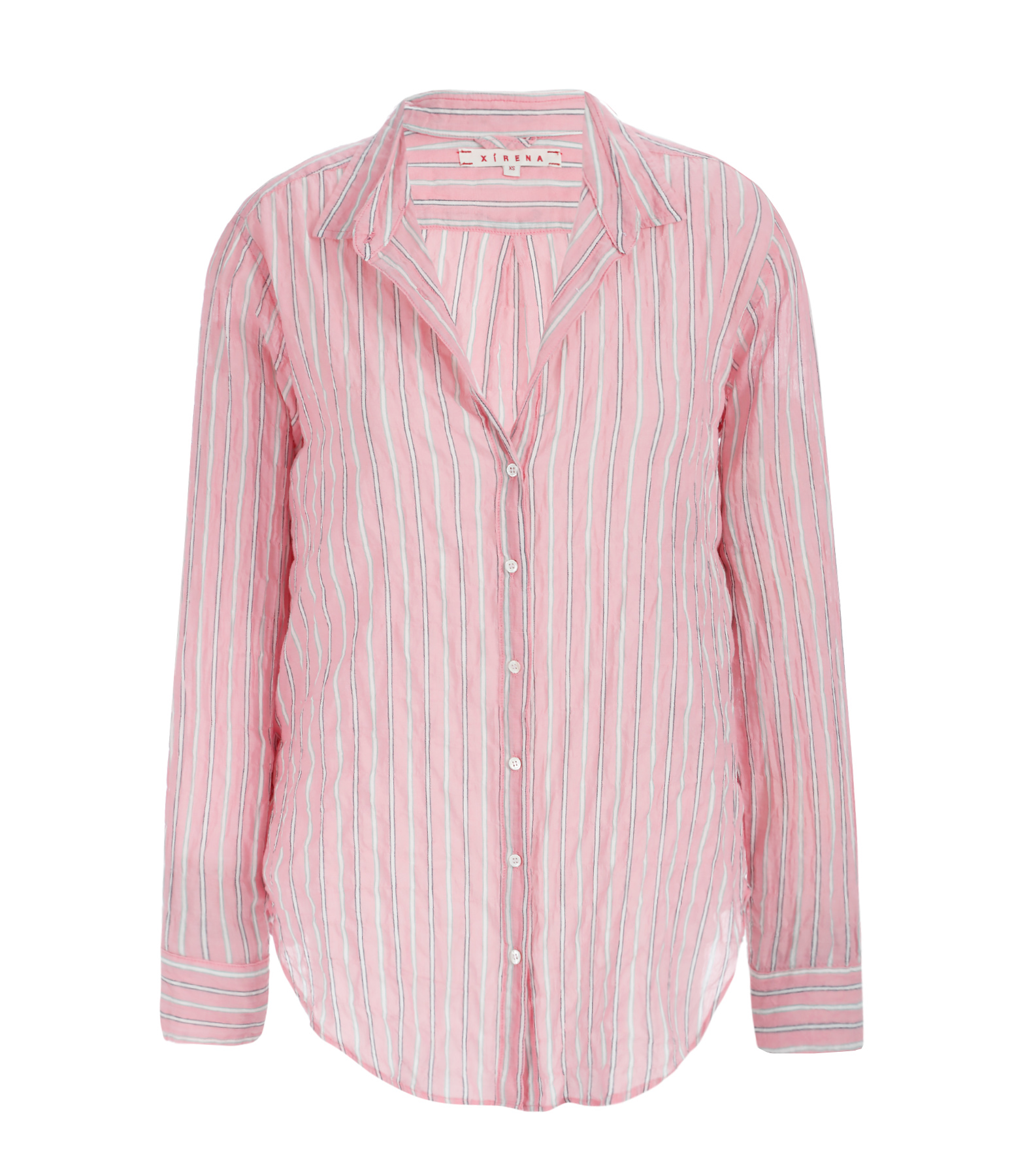 Chemise Mixed Striped Beau Coton Mayfair