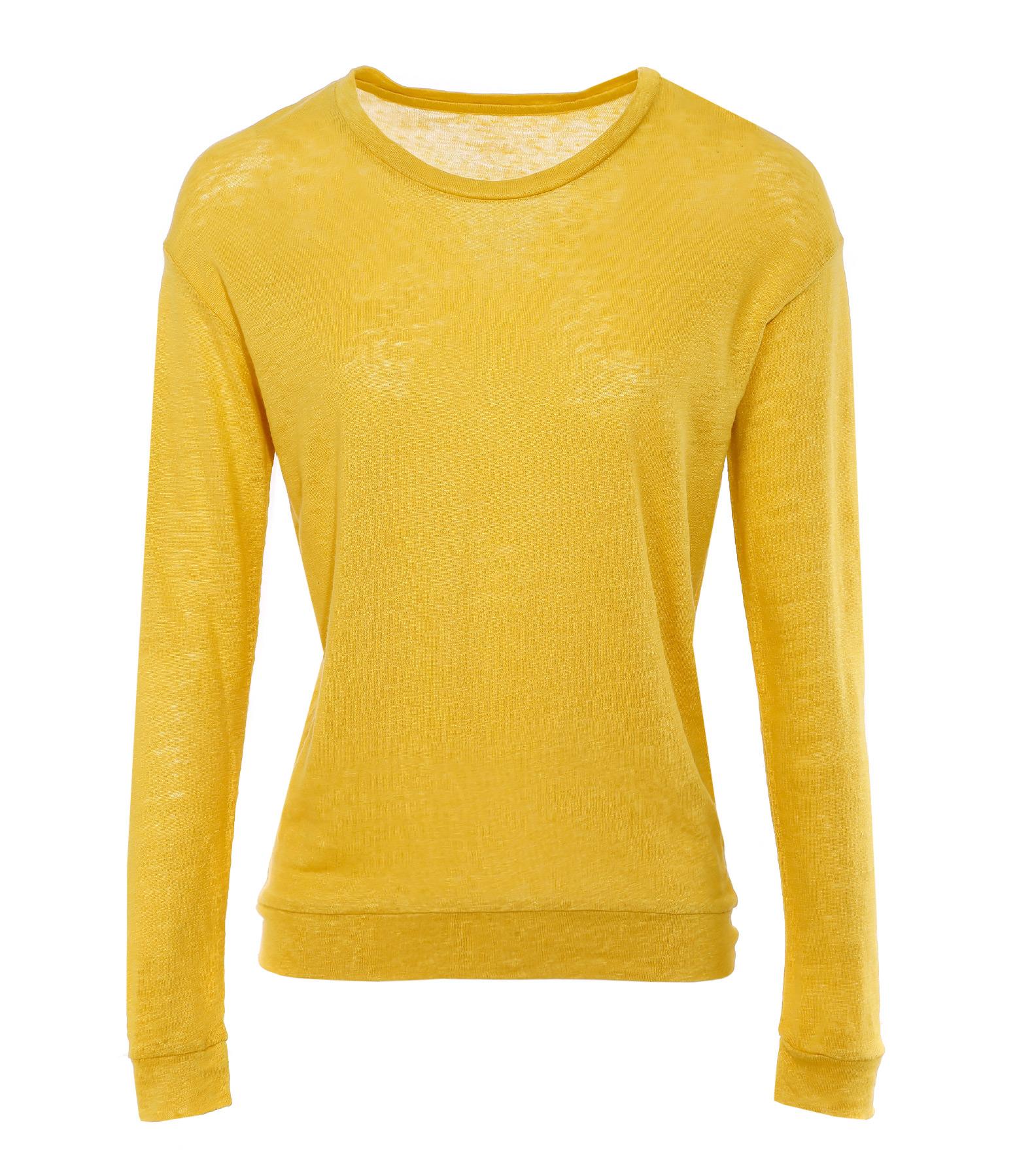 Tee-shirt Rond ML Lin Honey