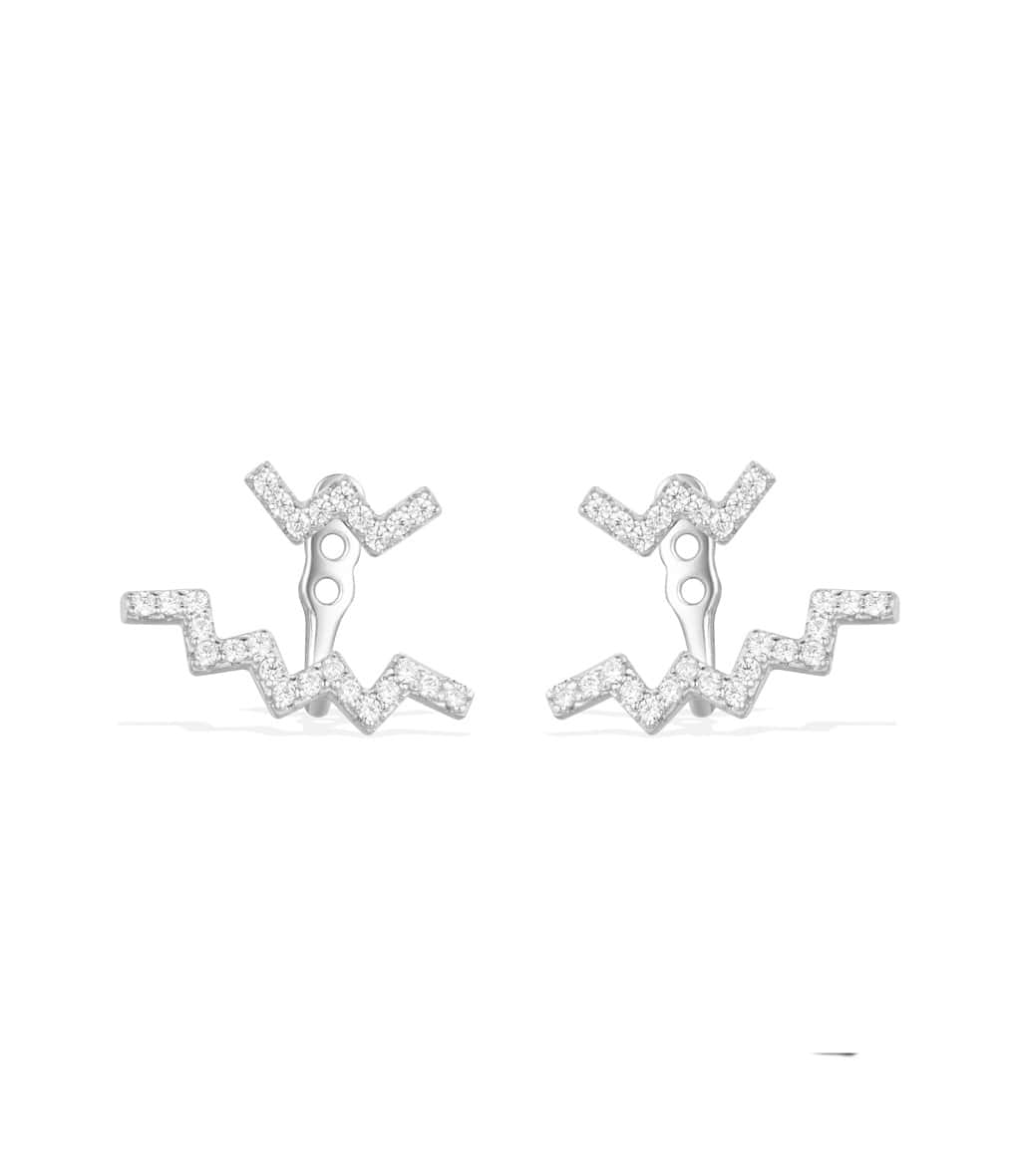 Boucles d'oreilles Effect Up and Down