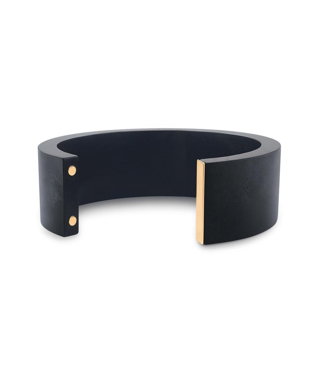 Bracelet Ebene Ouvert Large