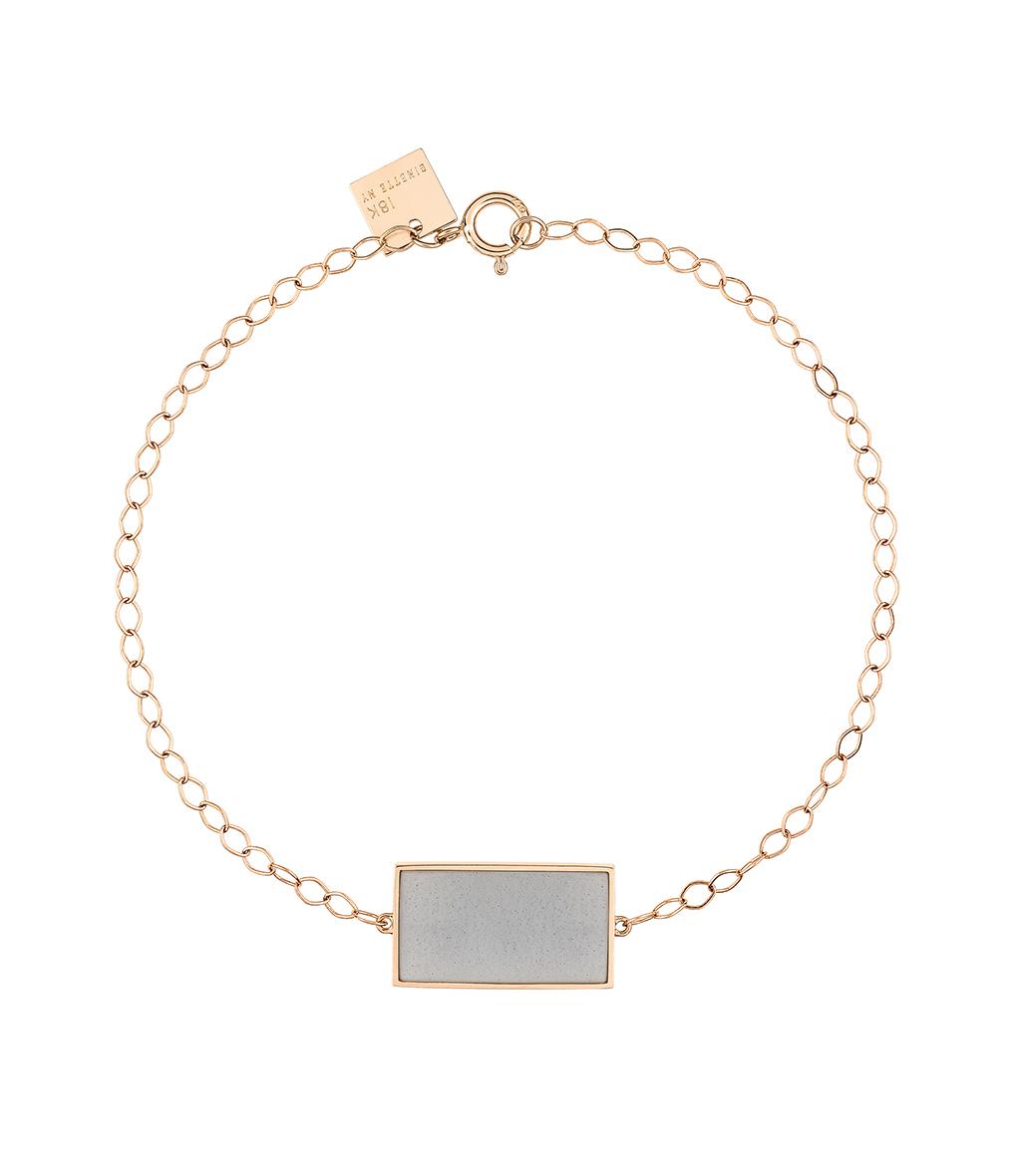 Bracelet Ever Rectangle Moonstone