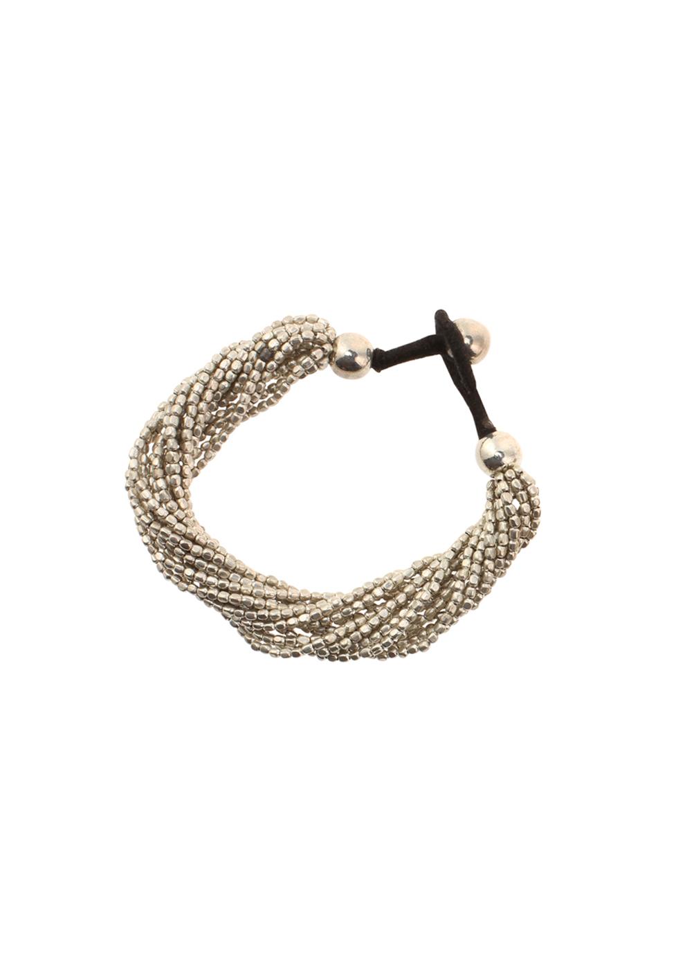 Bracelet Multi Rangs Marquises