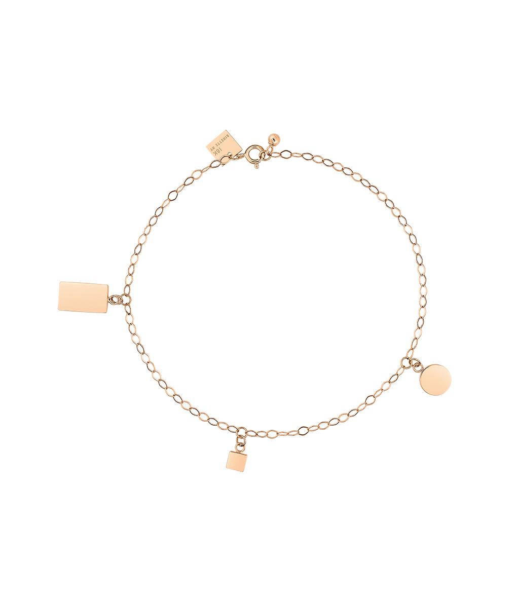 Bracelet Mini Ever Charms Mini Diamant