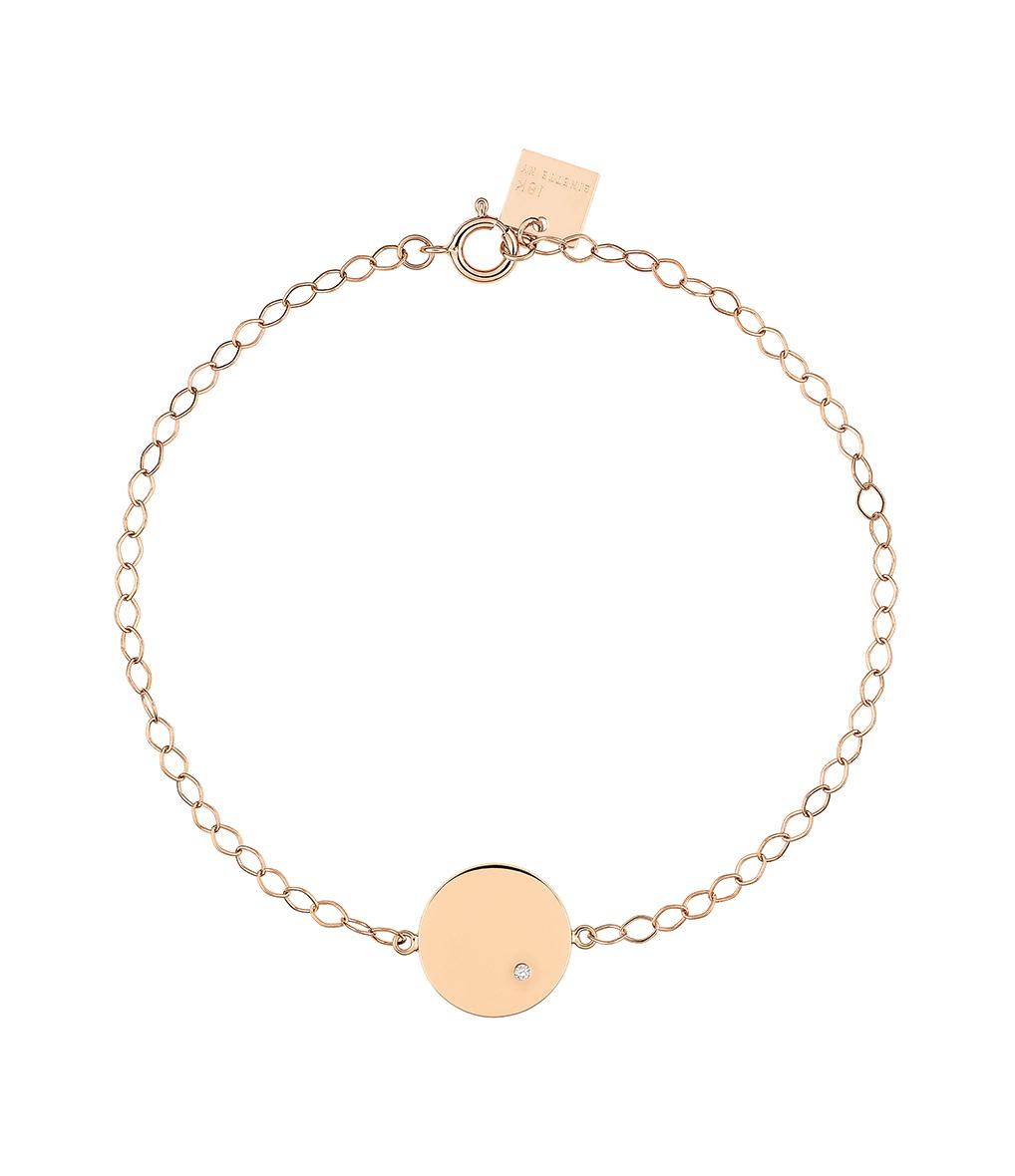 Bracelet Mini Ever Disc Mini Diamant