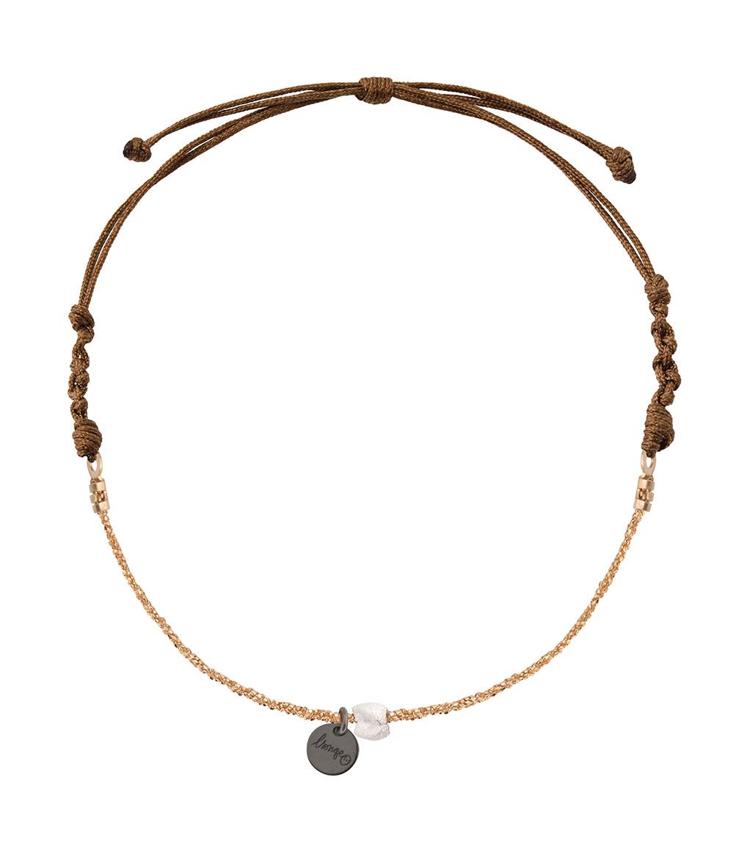 Bracelet Pépite Argent Blanc