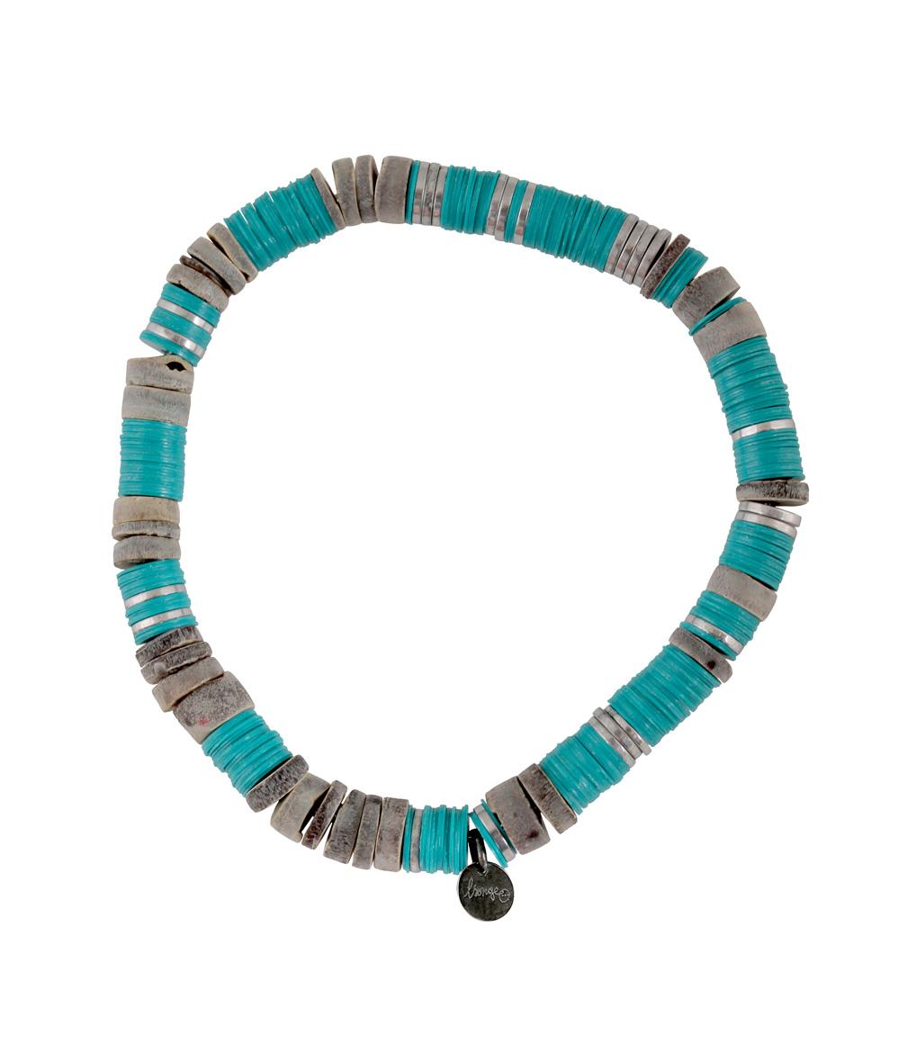 Bracelet Homme Zannot Turquoise Mélangé