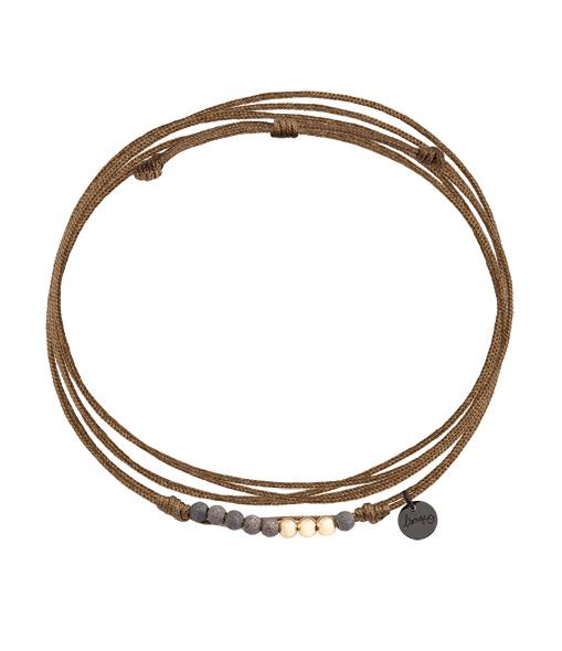 Bracelet Pepite Multi XS