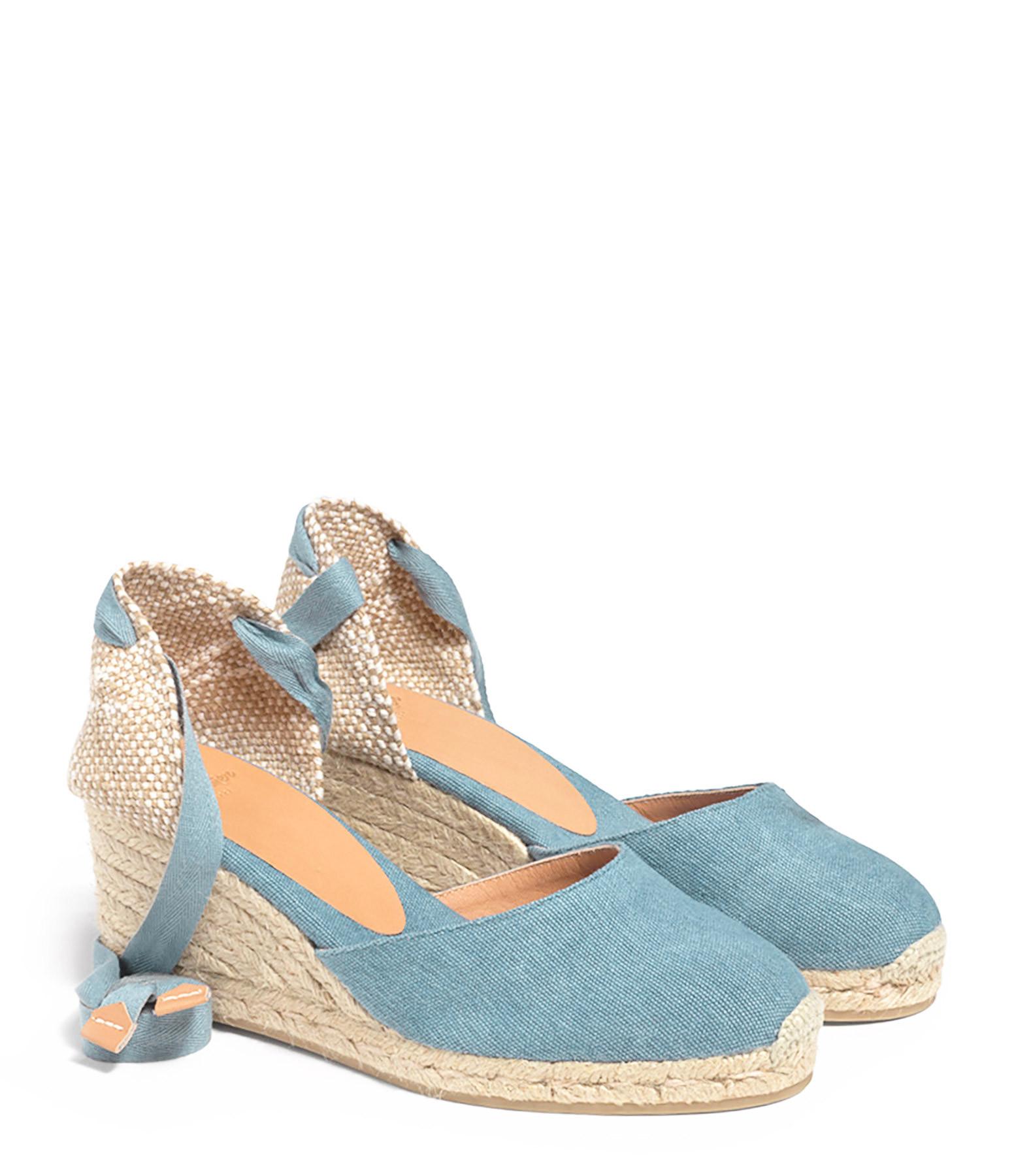 CASTAÑER - Sandales Carina Bleu