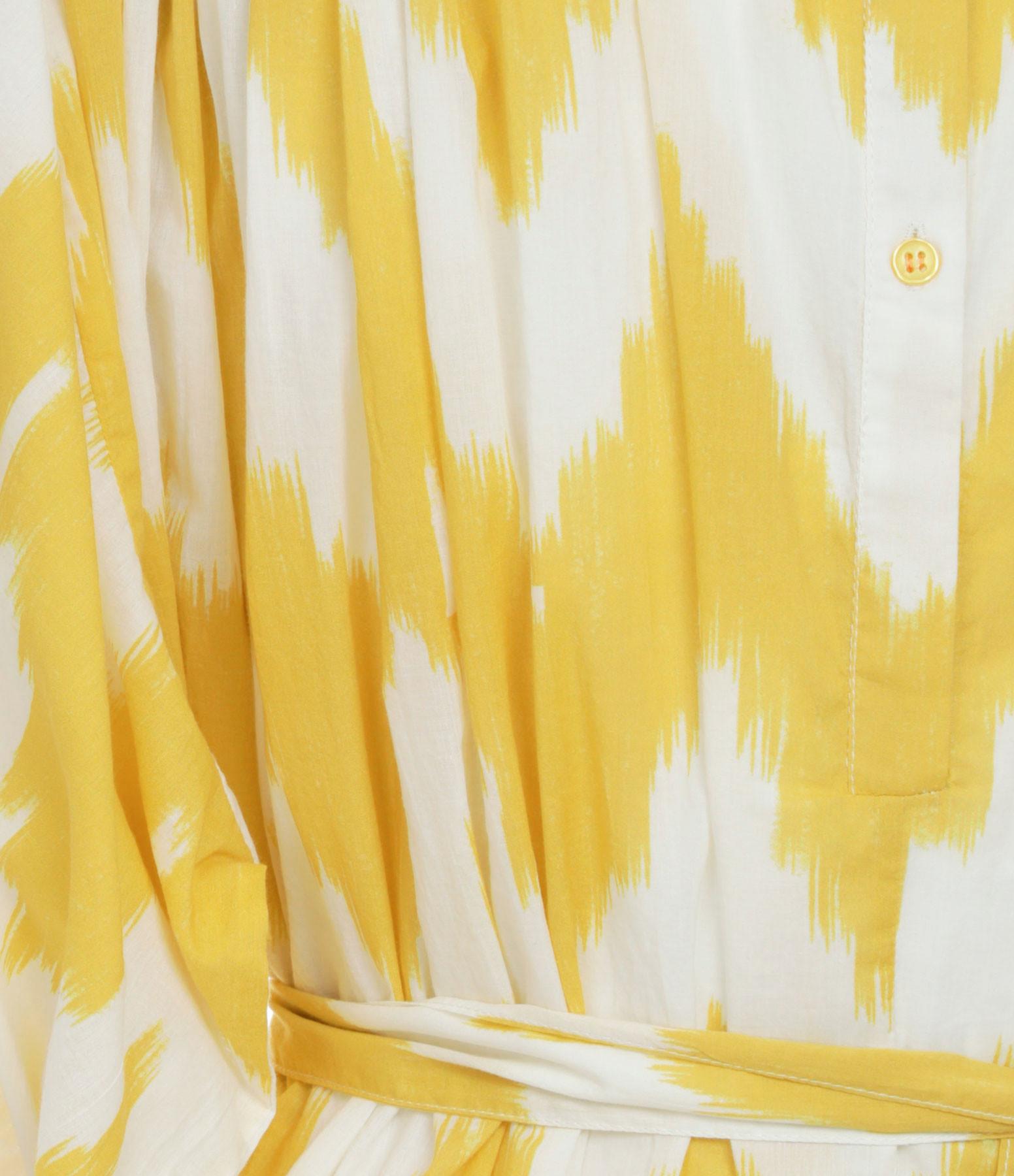 MAISON HAUSSMANN - Robe Coton Cargese Imprimé