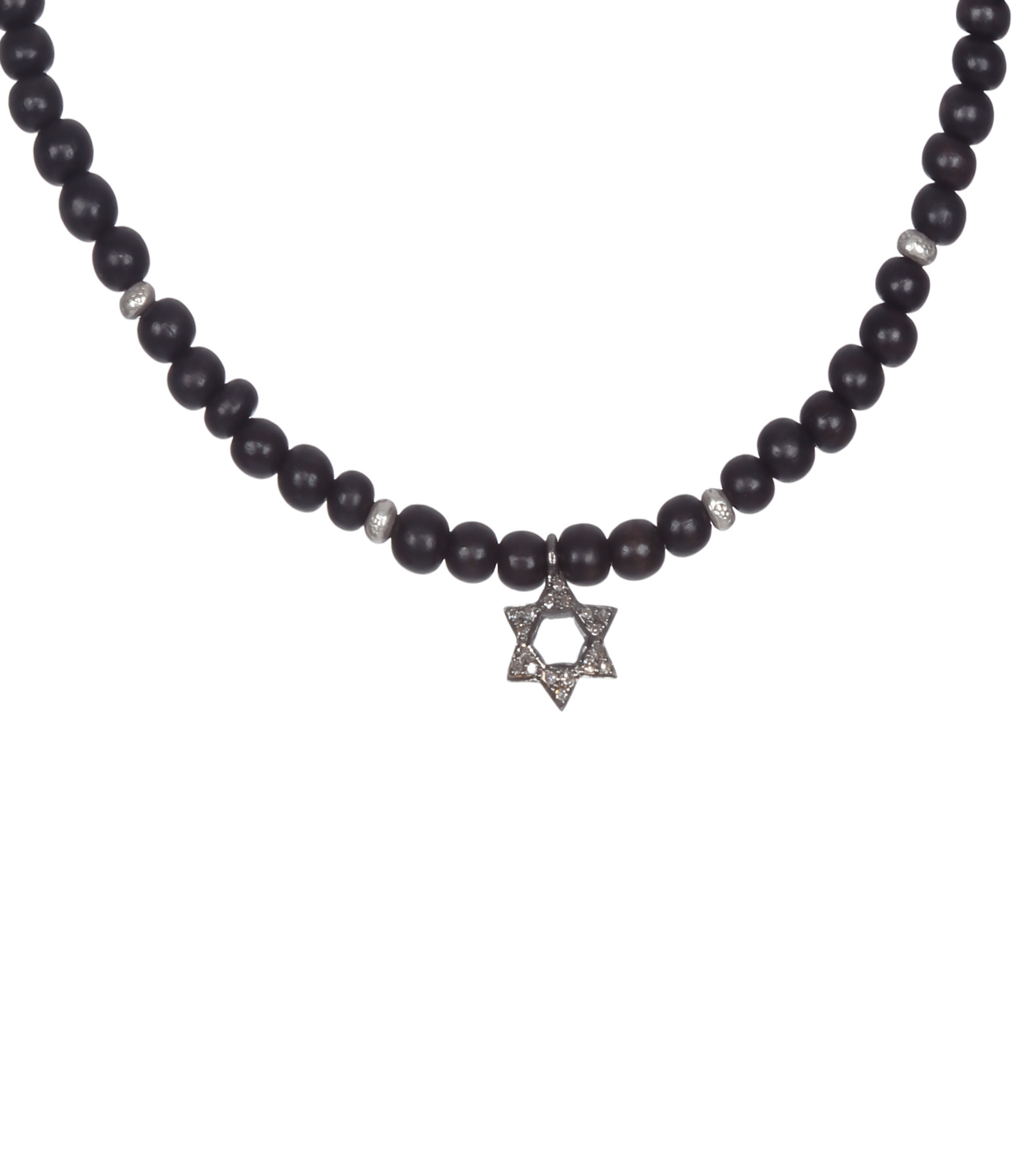 Collier Etoile de David - CATHERINE MICHIELS