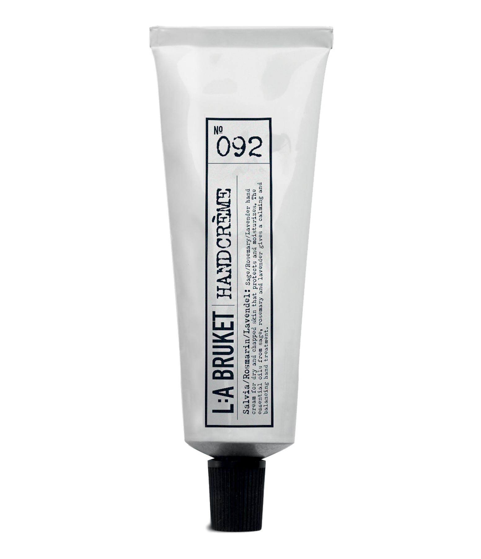 L:A BRUKET - Crème Mains Sauge Romarin Lavande 30ml N°092