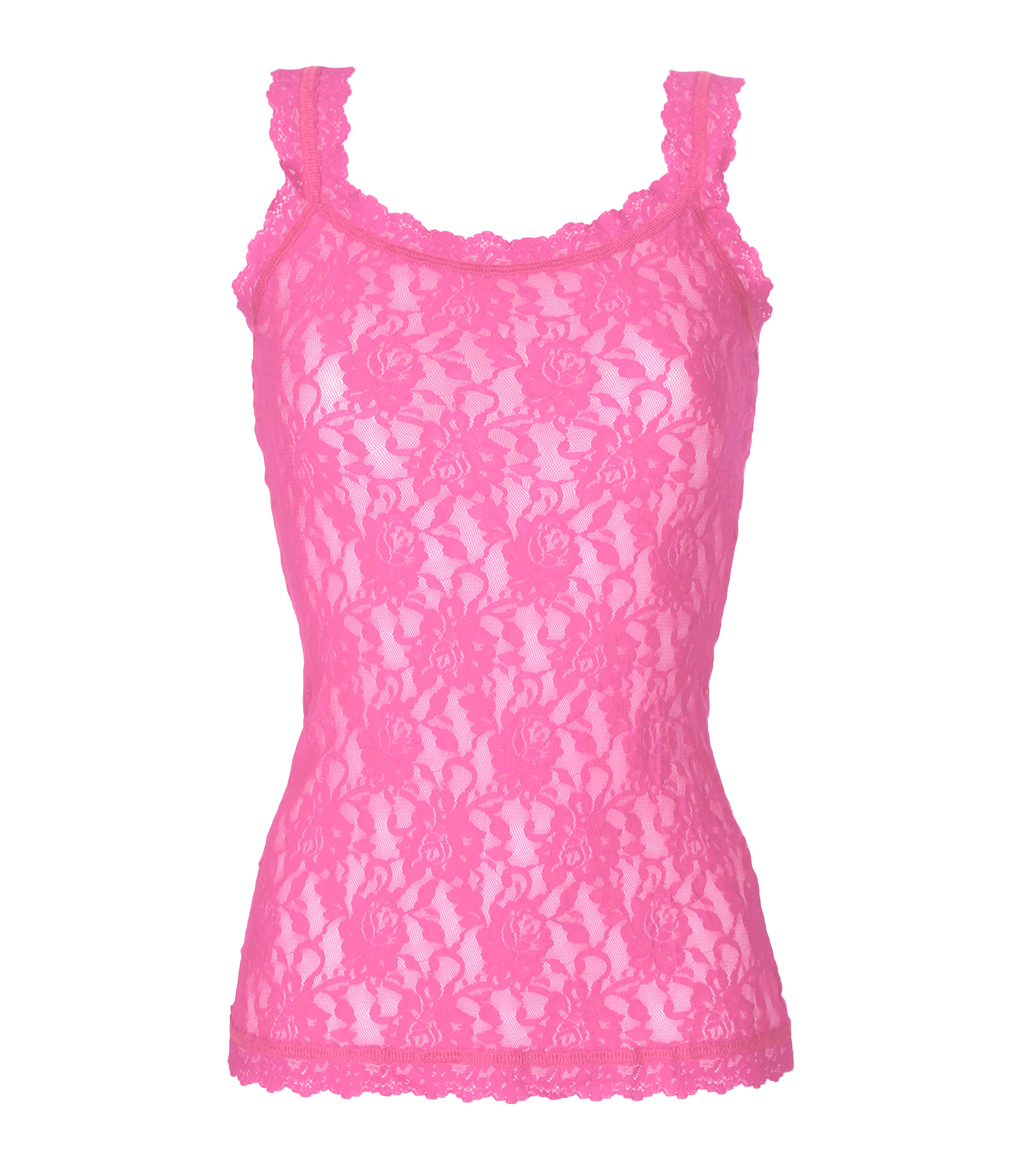 Top Unlined Cami Sizzle Pink - HANKY PANKY
