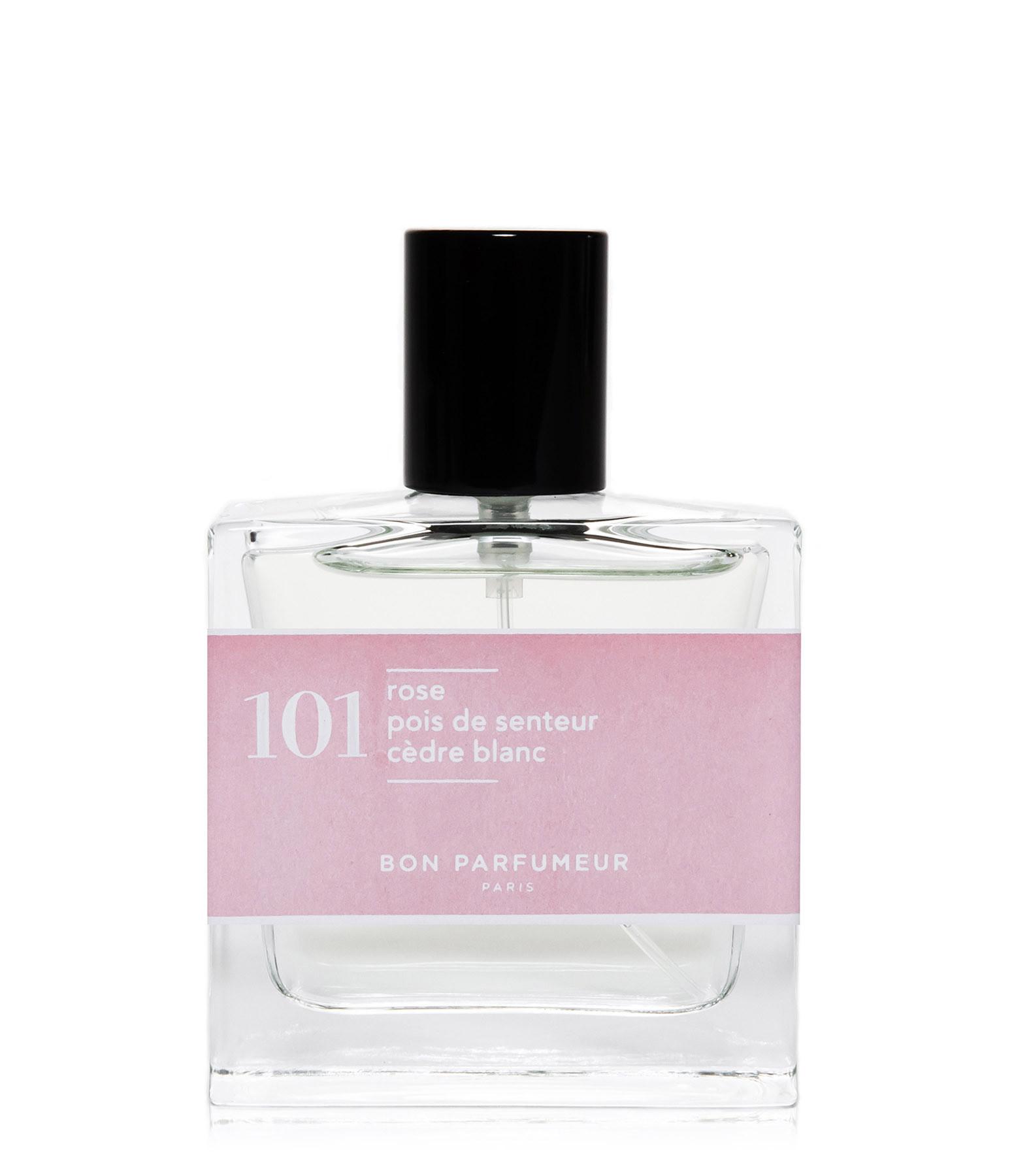 BON PARFUMEUR - Eau de Parfum #101 Rose, Pois de Senteur,Patchouli