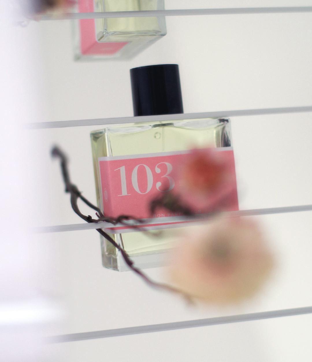 BON PARFUMEUR - Eau de Parfum #103 Fleur de Tiaré, Jasmin,Hibiscus