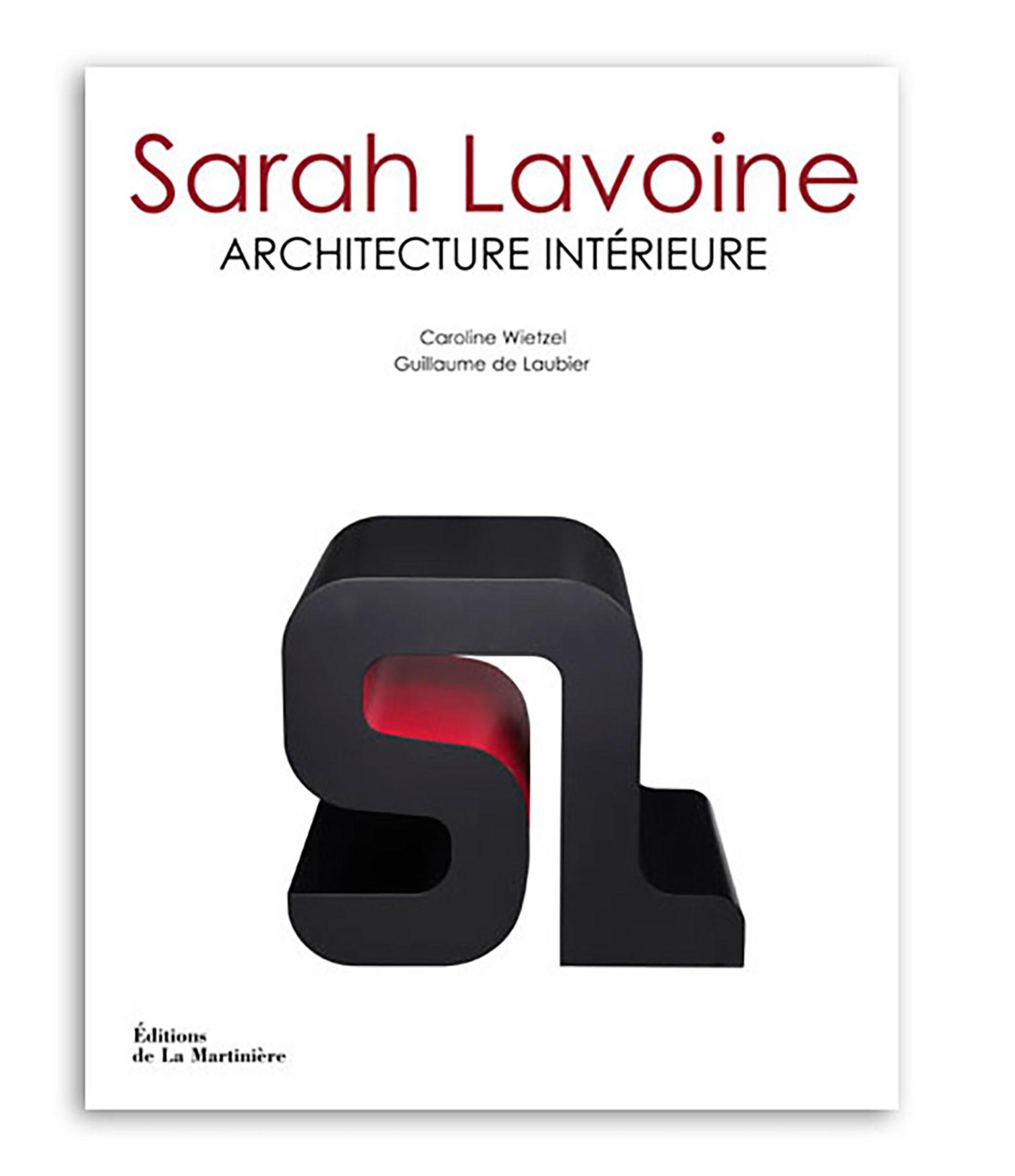 MAISON SARAH LAVOINE - Livre Architecture Intérieure