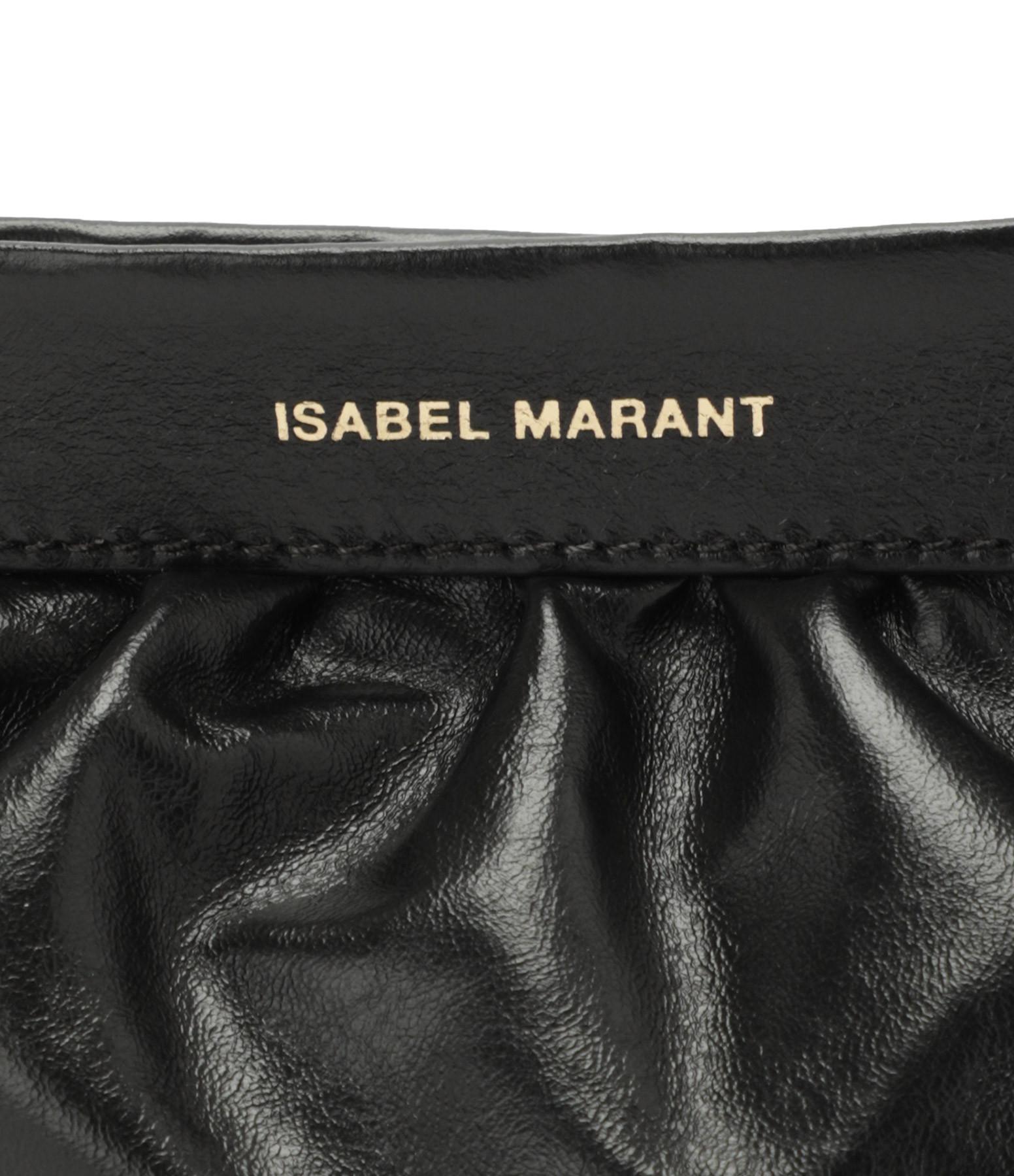 ISABEL MARANT - Pochette Miniluz Noir