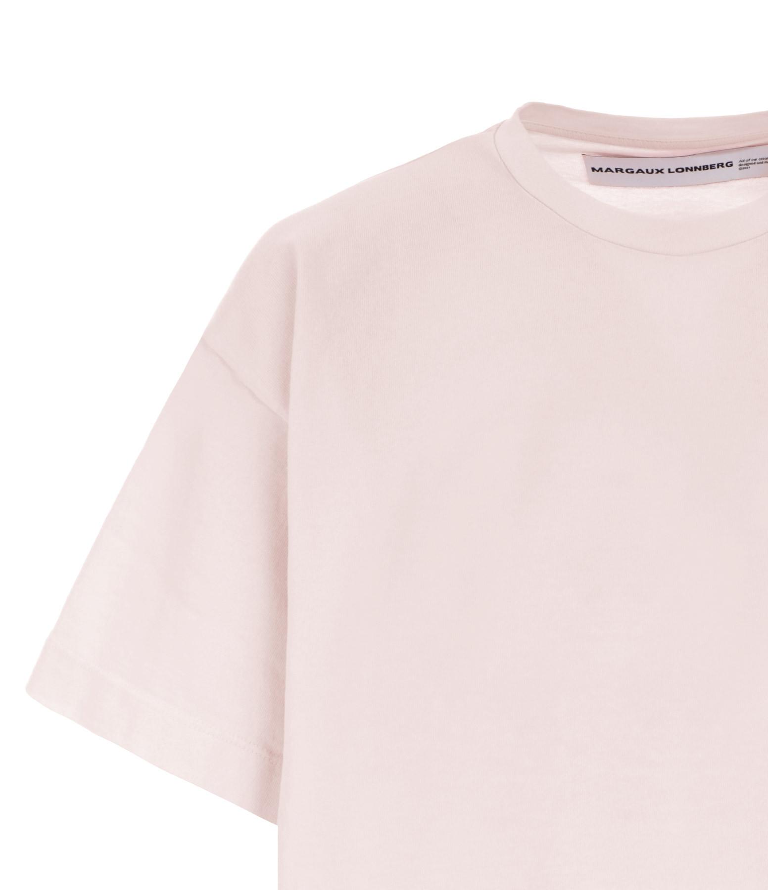 MARGAUX LONNBERG - Tee-shirt Brisa Rose
