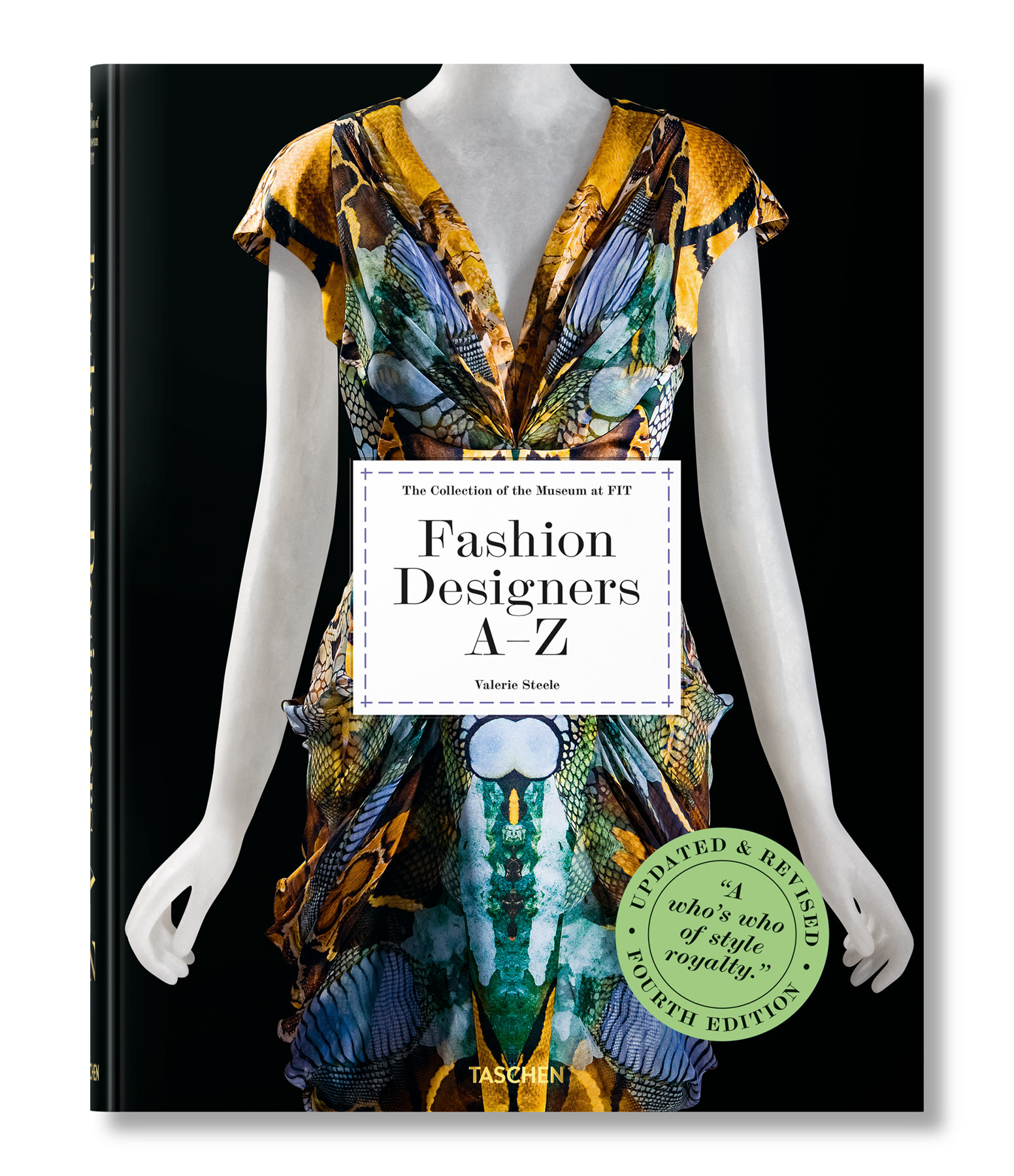 TASCHEN - Livre Fashion Designers A-Z, Updated 2020 Edition