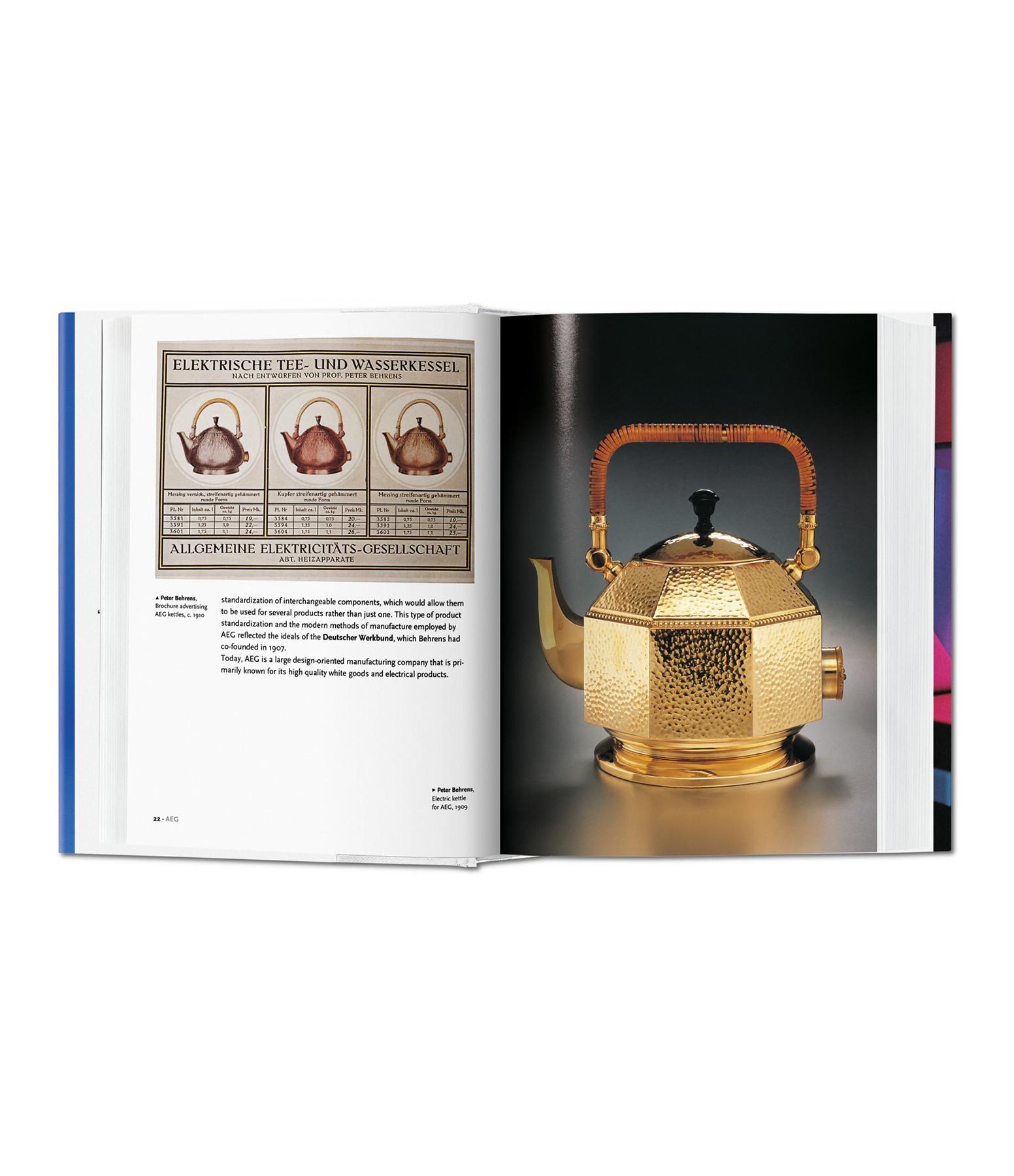 TASCHEN - Livre Design du XXe Siècle