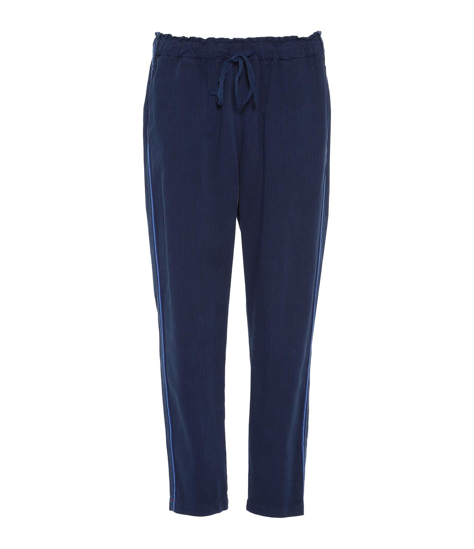 XIRENA - Pantalon Twill Rex Navy