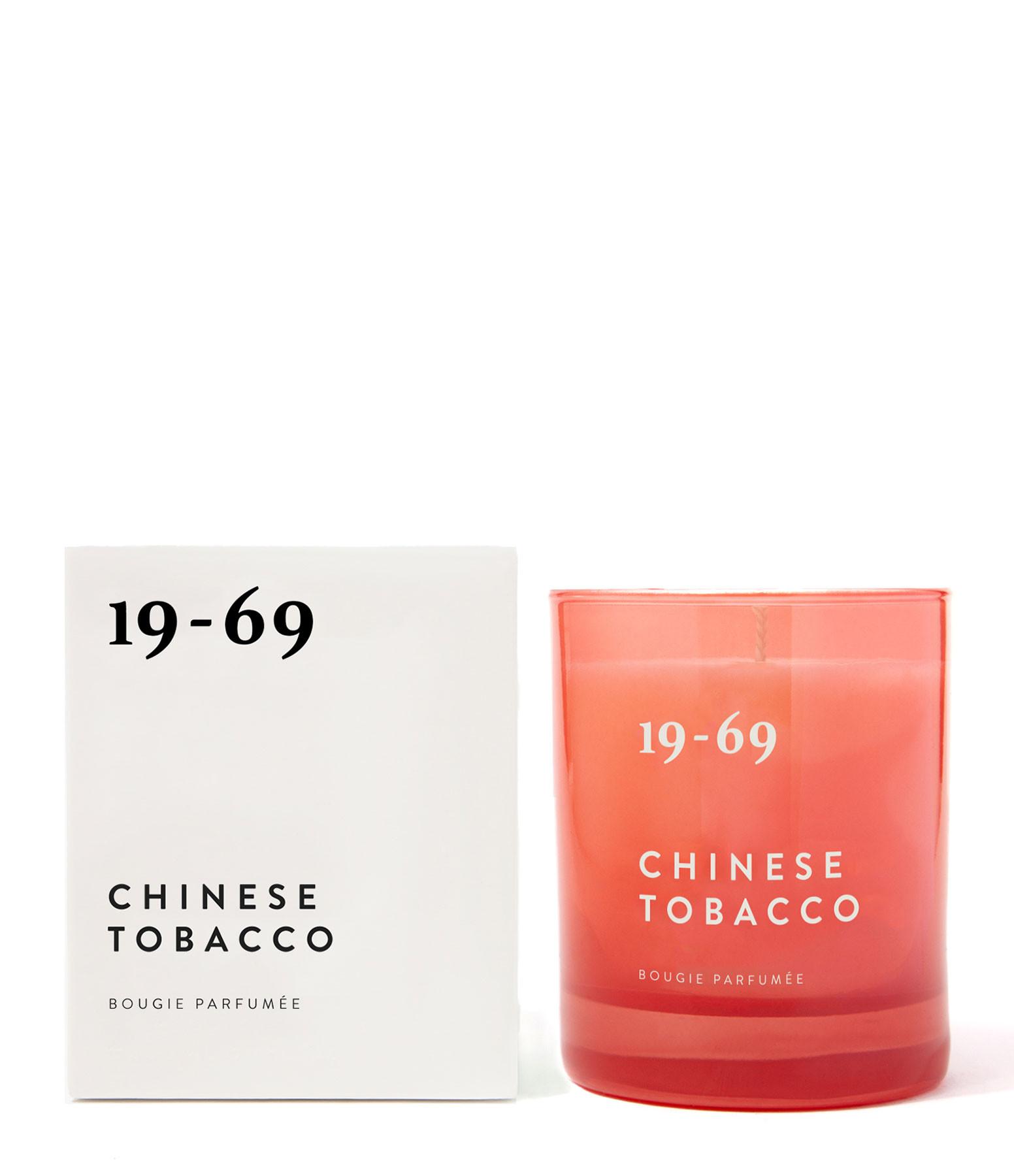 19-69 - Bougie Chinese Tobacco 200 ml