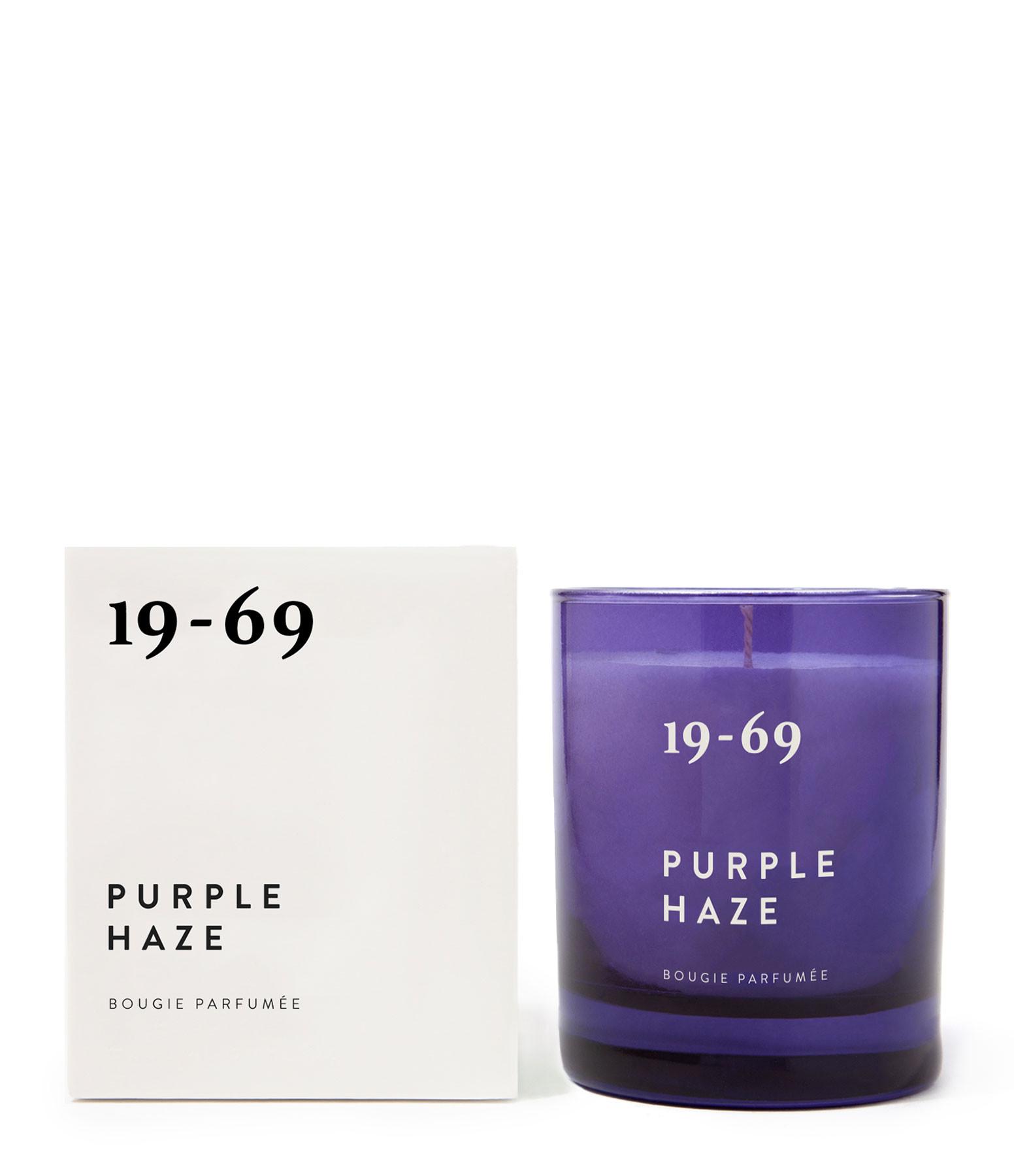 19-69 - Bougie Purple Haze 200 ml