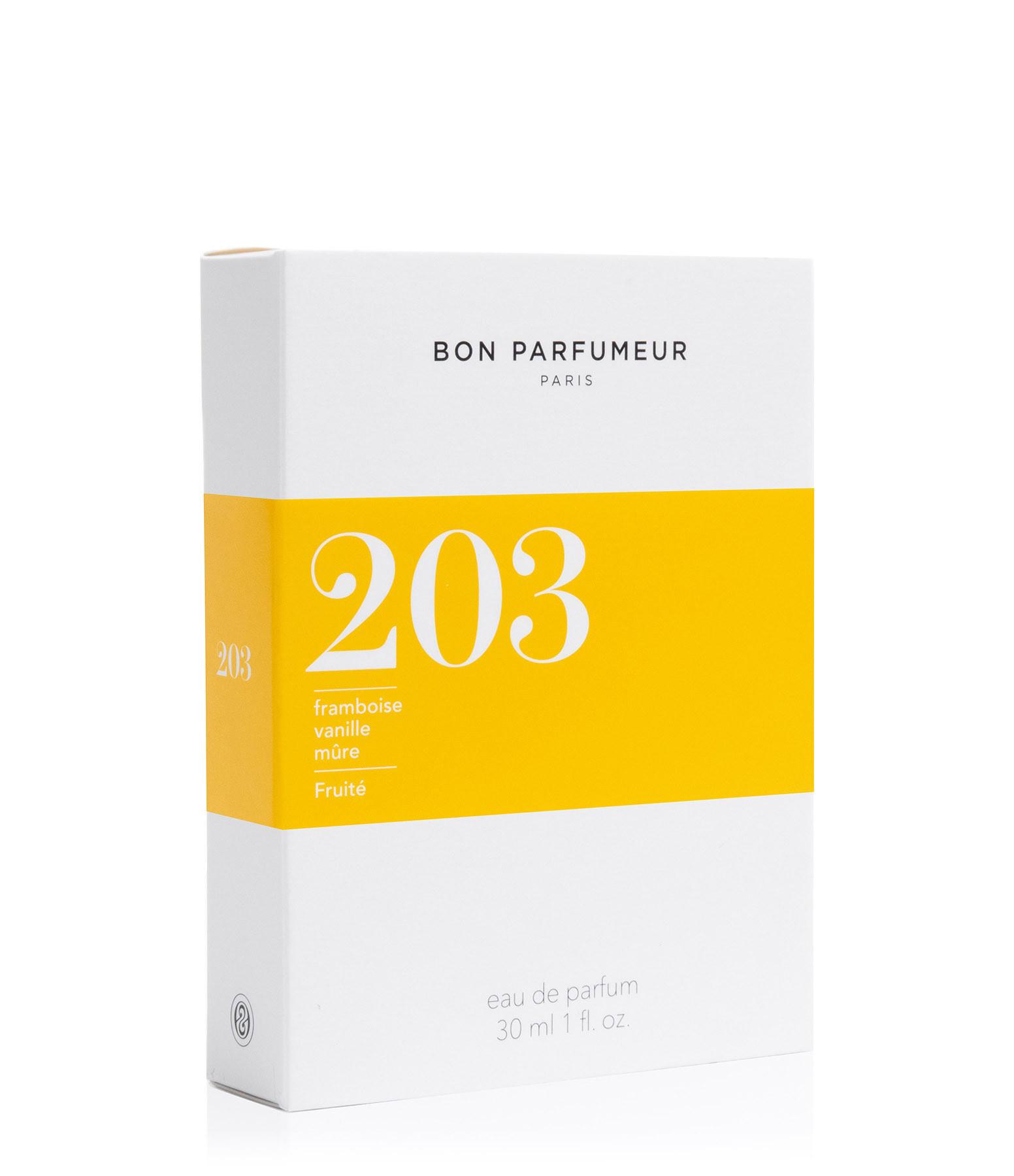 BON PARFUMEUR - Eau de Parfum #203 Framboise, Vanille, Mûre