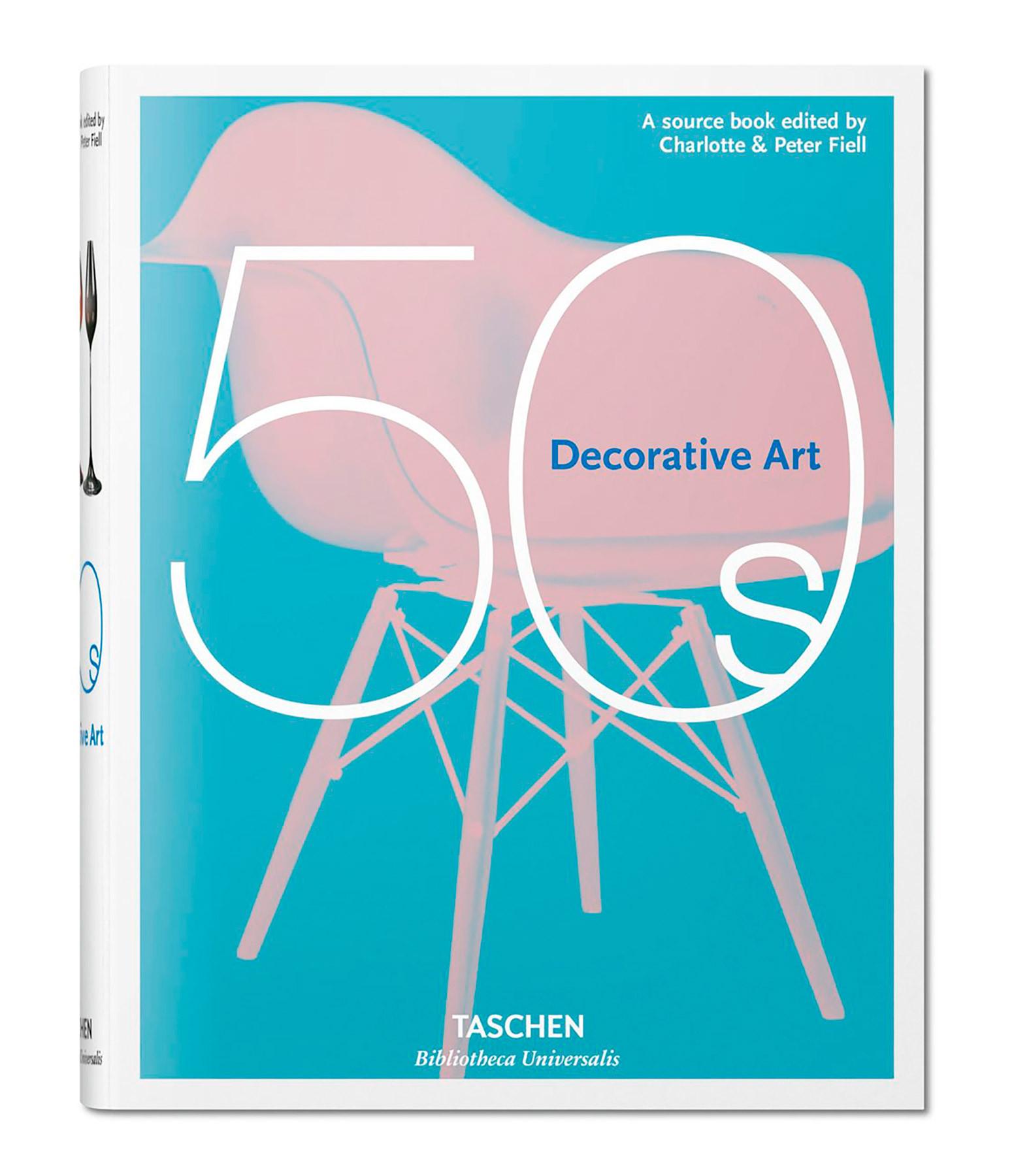 TASCHEN - Livre Decorative Art 1950s