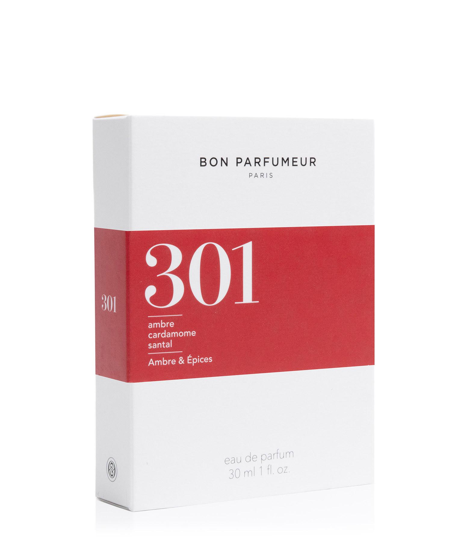 BON PARFUMEUR - Eau de Parfum #301 Santal, Ambre, Cardamome