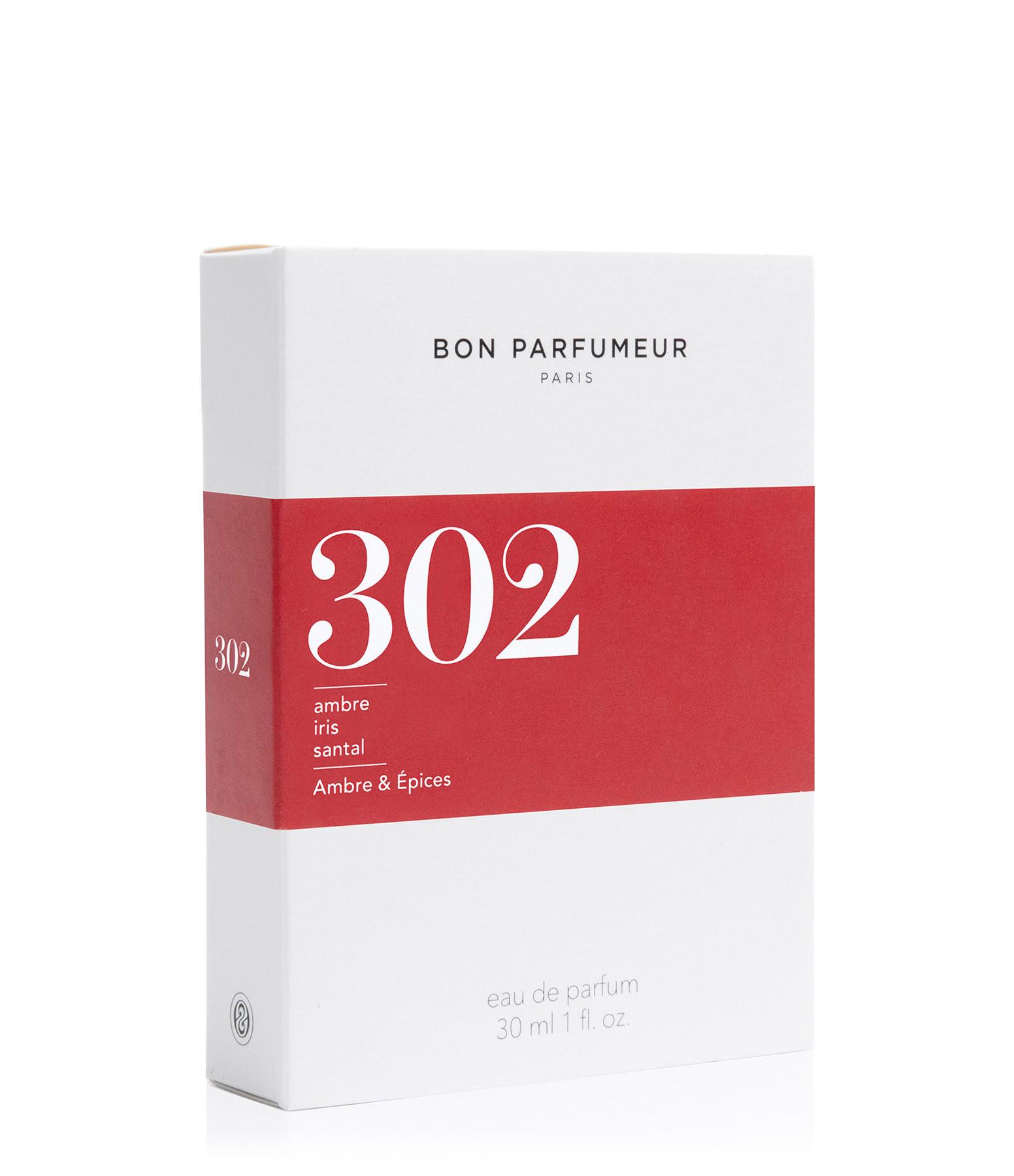BON PARFUMEUR - Eau de Parfum #302 Ambre, Iris, Santal