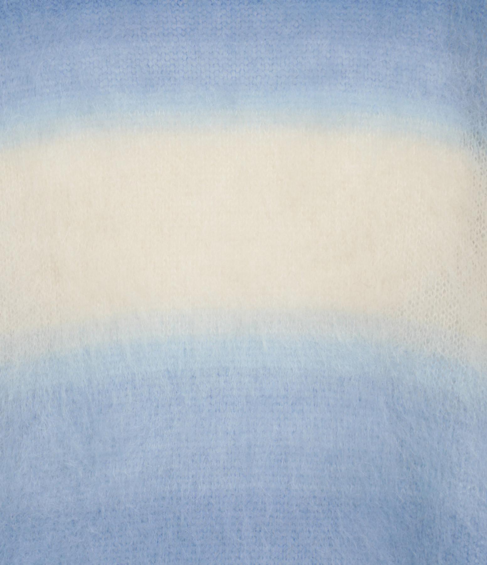 ISABEL MARANT ÉTOILE - Pull Drussell Mohair Bleu