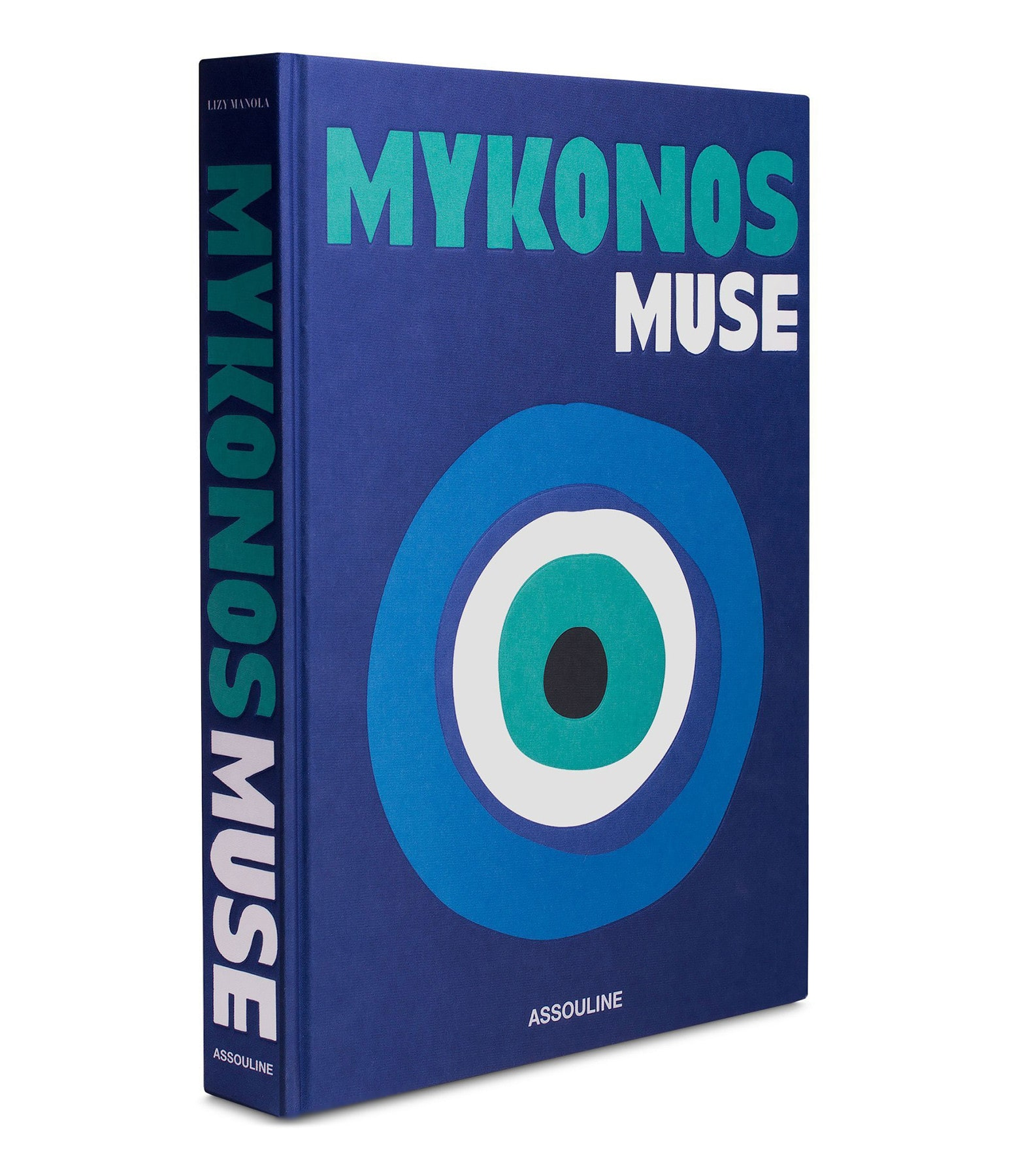 ASSOULINE - Livre Mykonos Muse