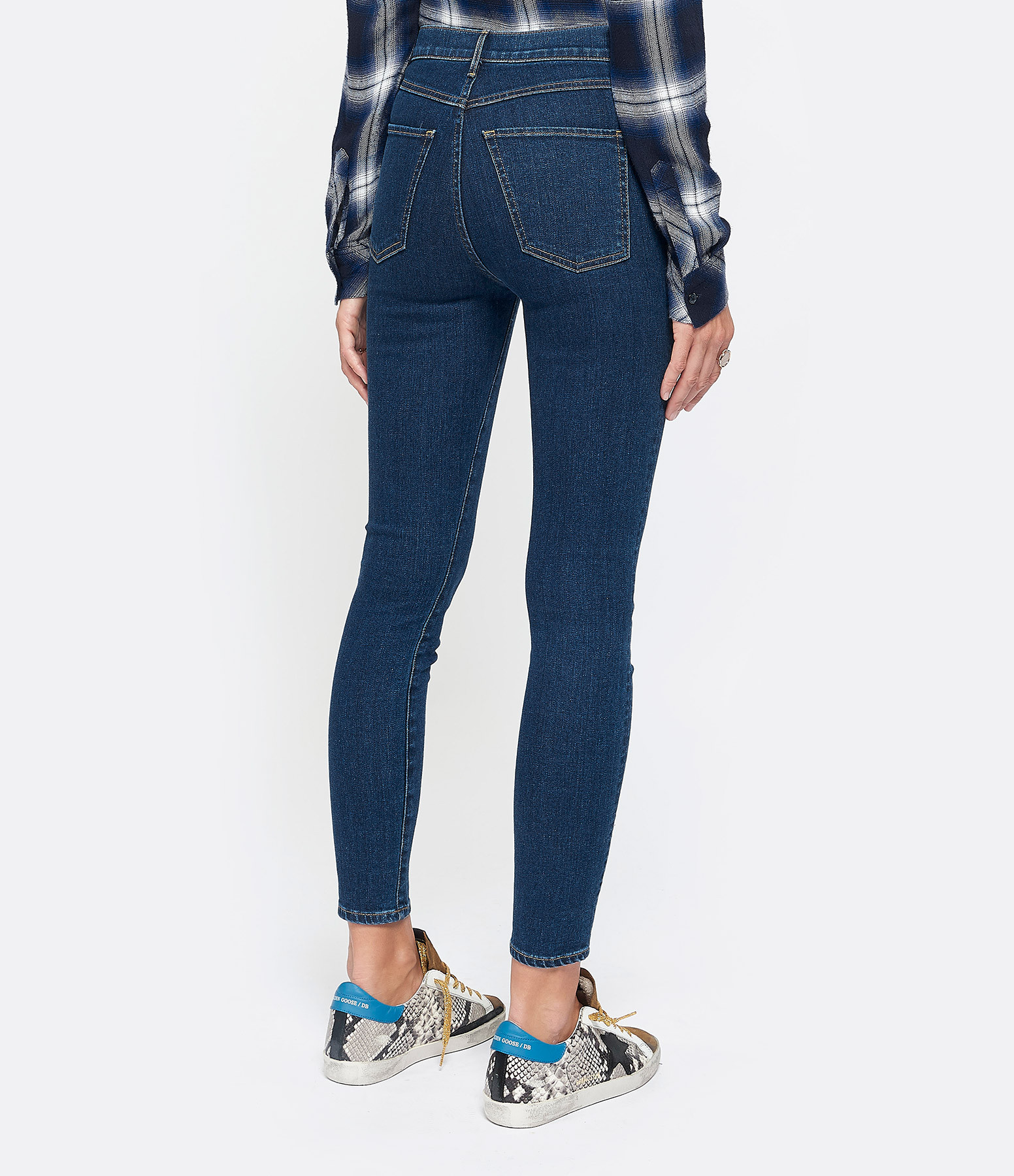 3x1 - Jean Skinny Taille Haute Denim Clio