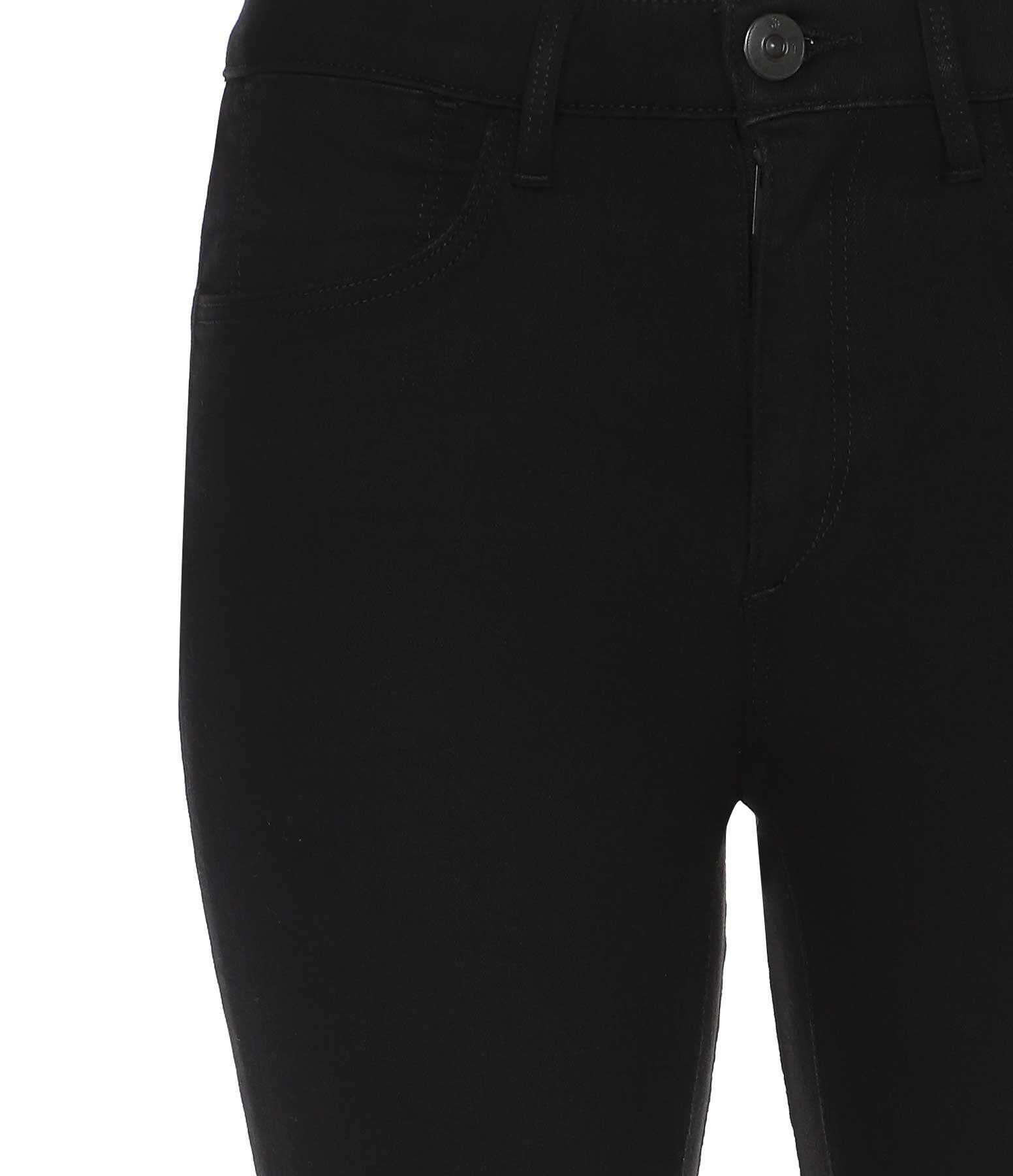 3x1 - Jean W3 Skinny Denim Noir