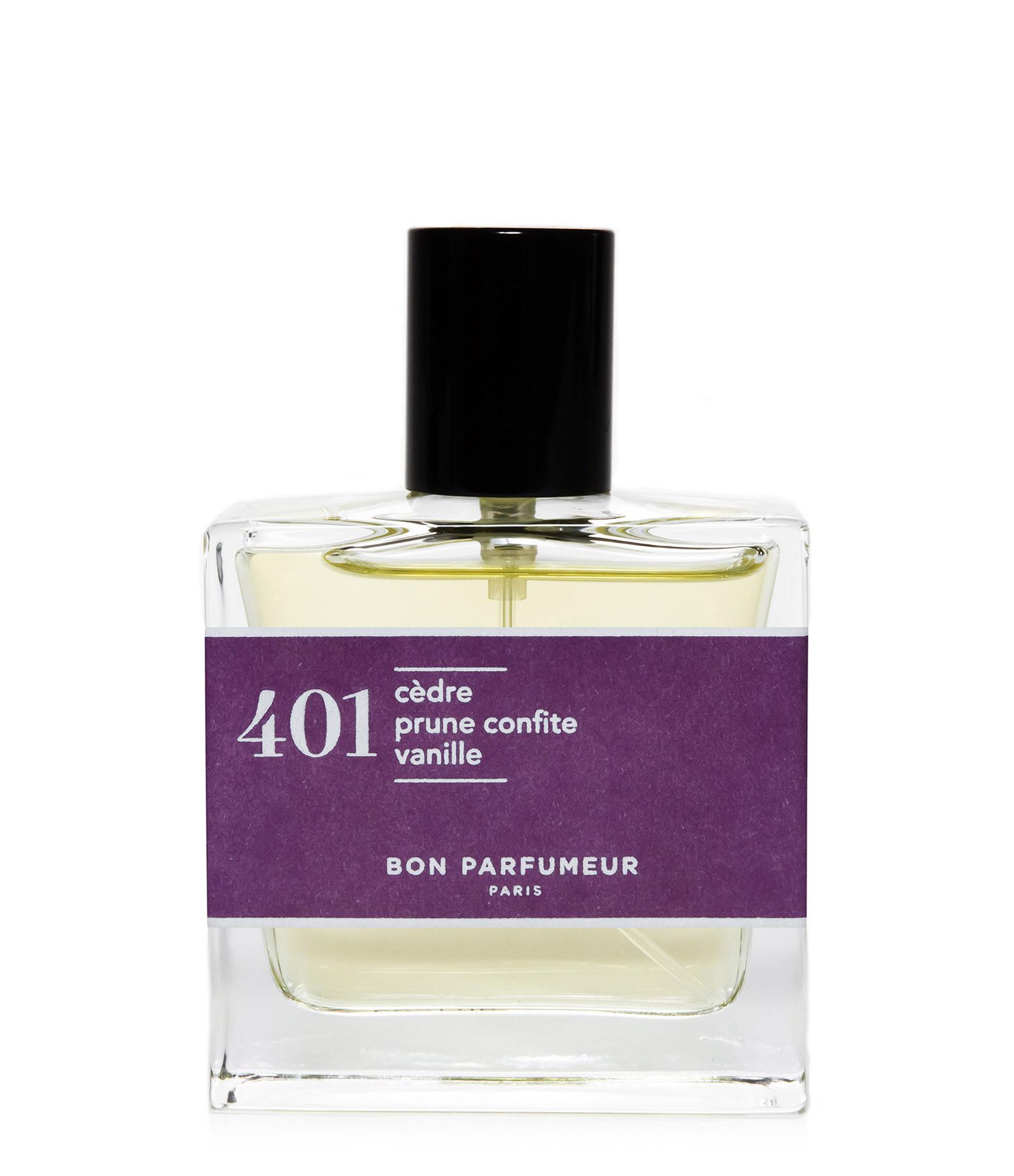 BON PARFUMEUR - Eau de Parfum #401 Cèdre, Prune confite, Vanille
