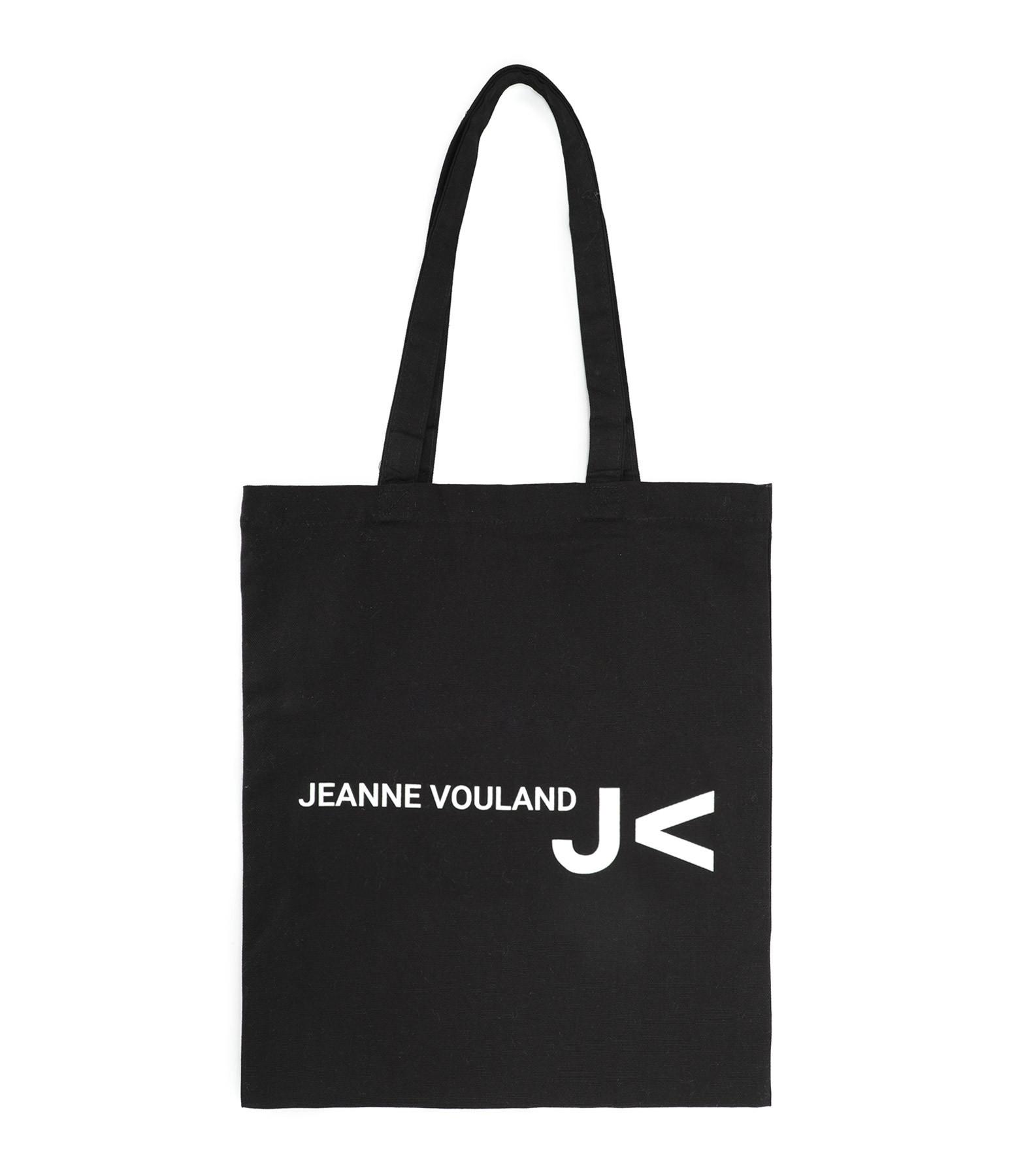 JEANNE VOULAND - Tote bag You are Special Jeanne Vouland Noir