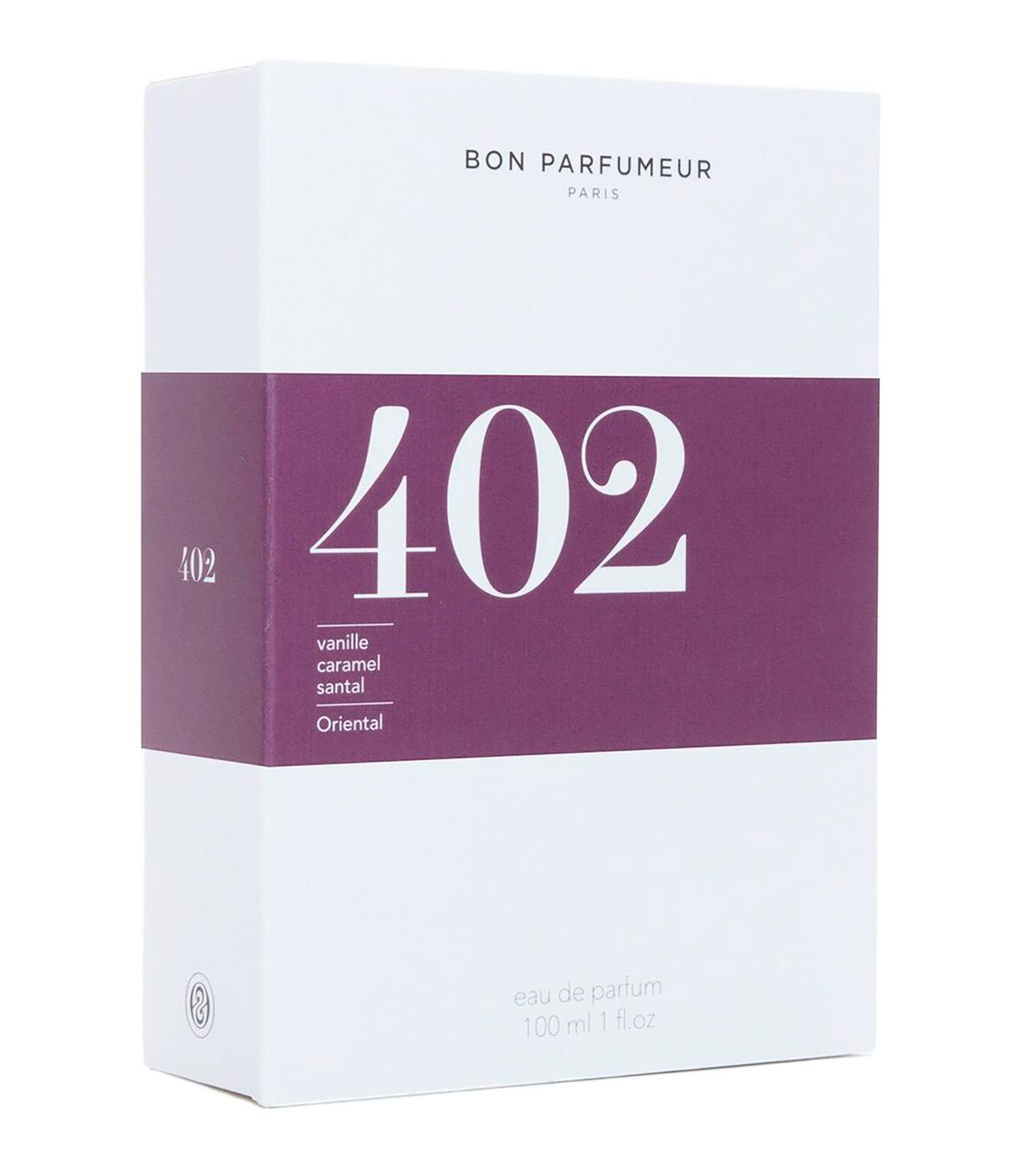 BON PARFUMEUR - au de Parfum #402 Vanille, Caramel, Santal, 100 ml