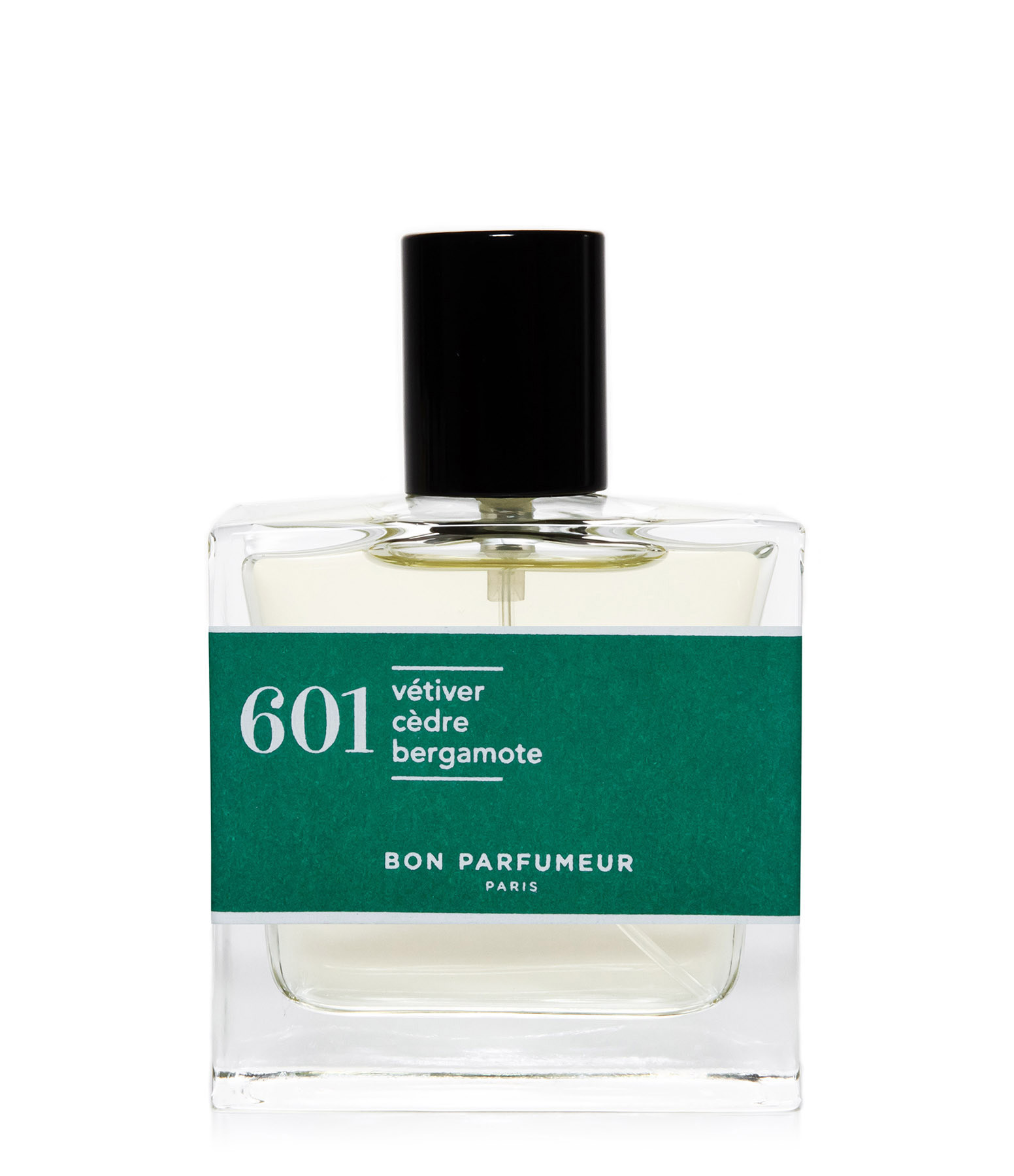 BON PARFUMEUR - Eau de Parfum #601 Vétiver, Cèdre, Bergamote